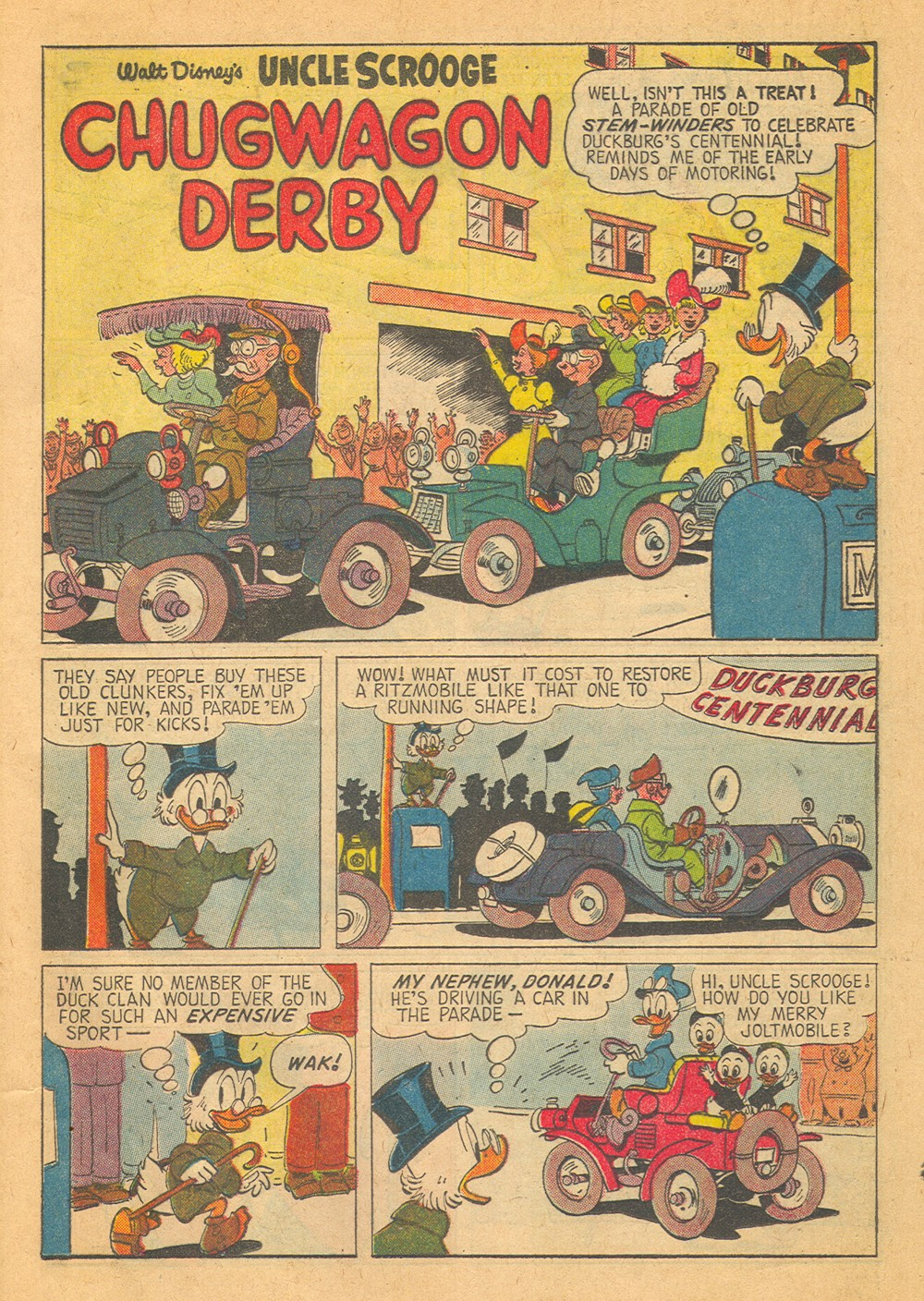 Uncle Scrooge (1953) Issue #34 #34 - English 25