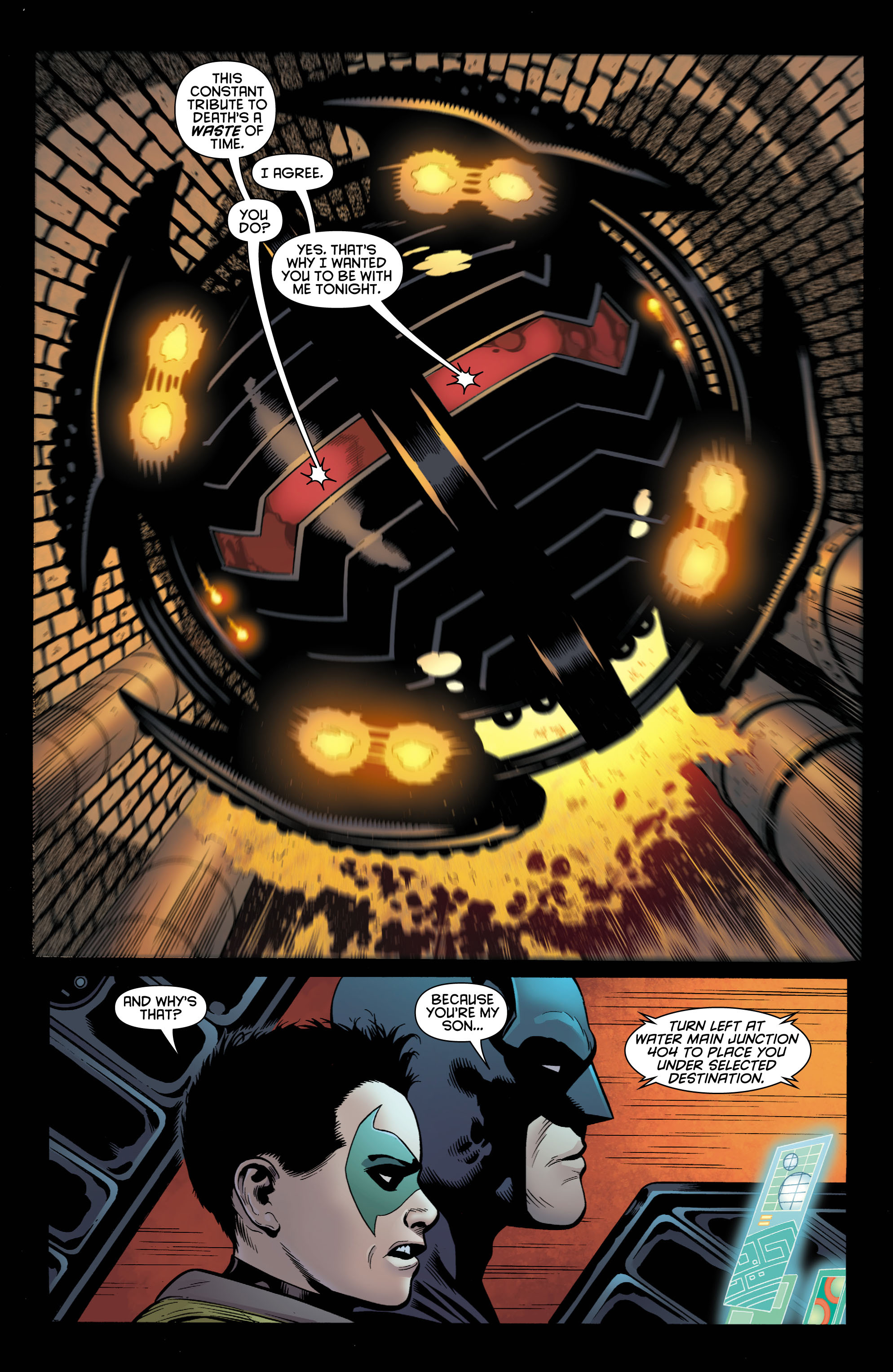 Batman and Robin (2011) chap 1 pic 13