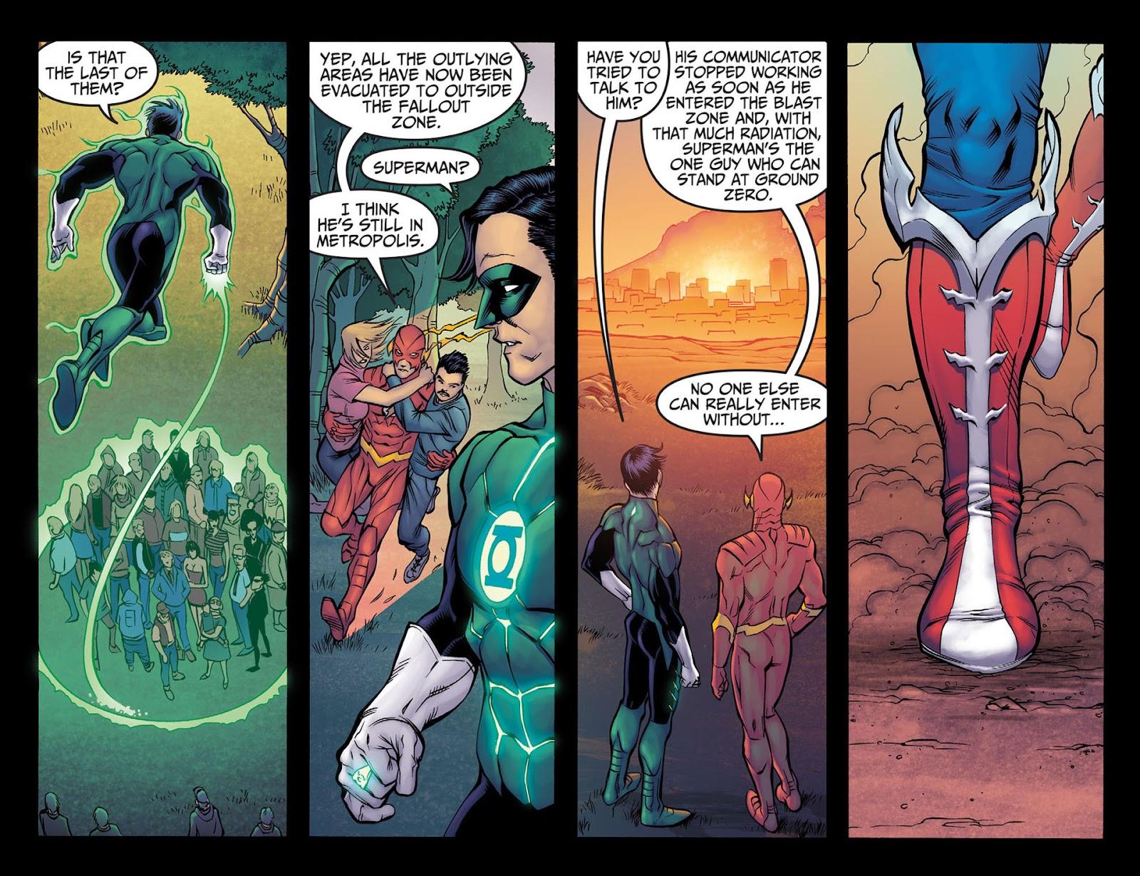 Injustice: Gods Among Us [I] Issue #4 #5 - English 7