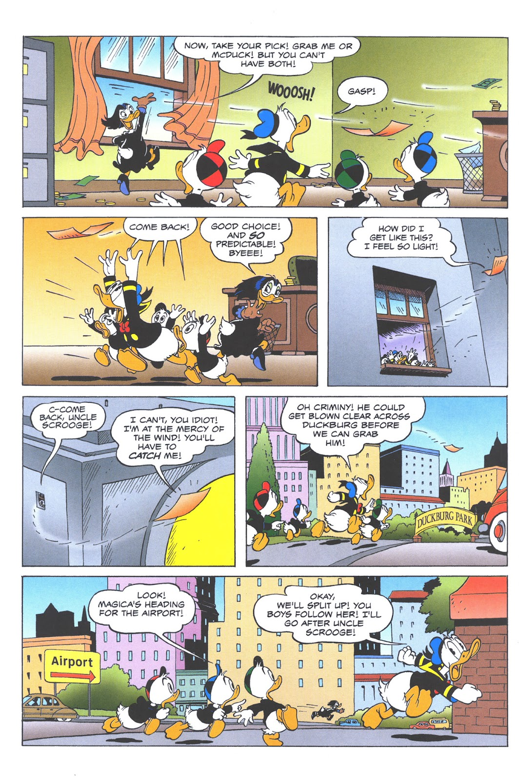 Uncle Scrooge (1953) Issue #373 #373 - English 36