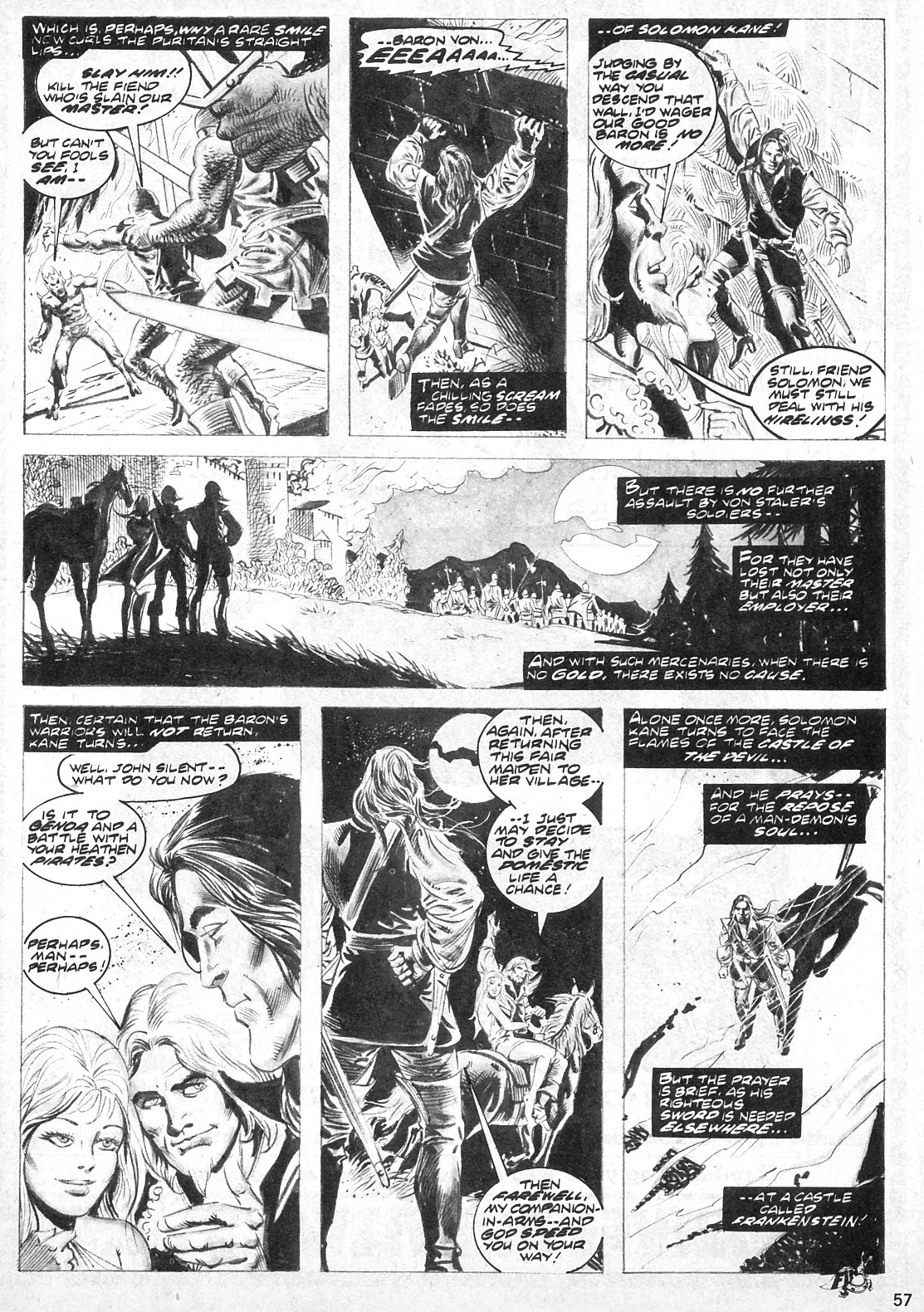 The Savage Sword Of Conan Issue #19 #20 - English 57