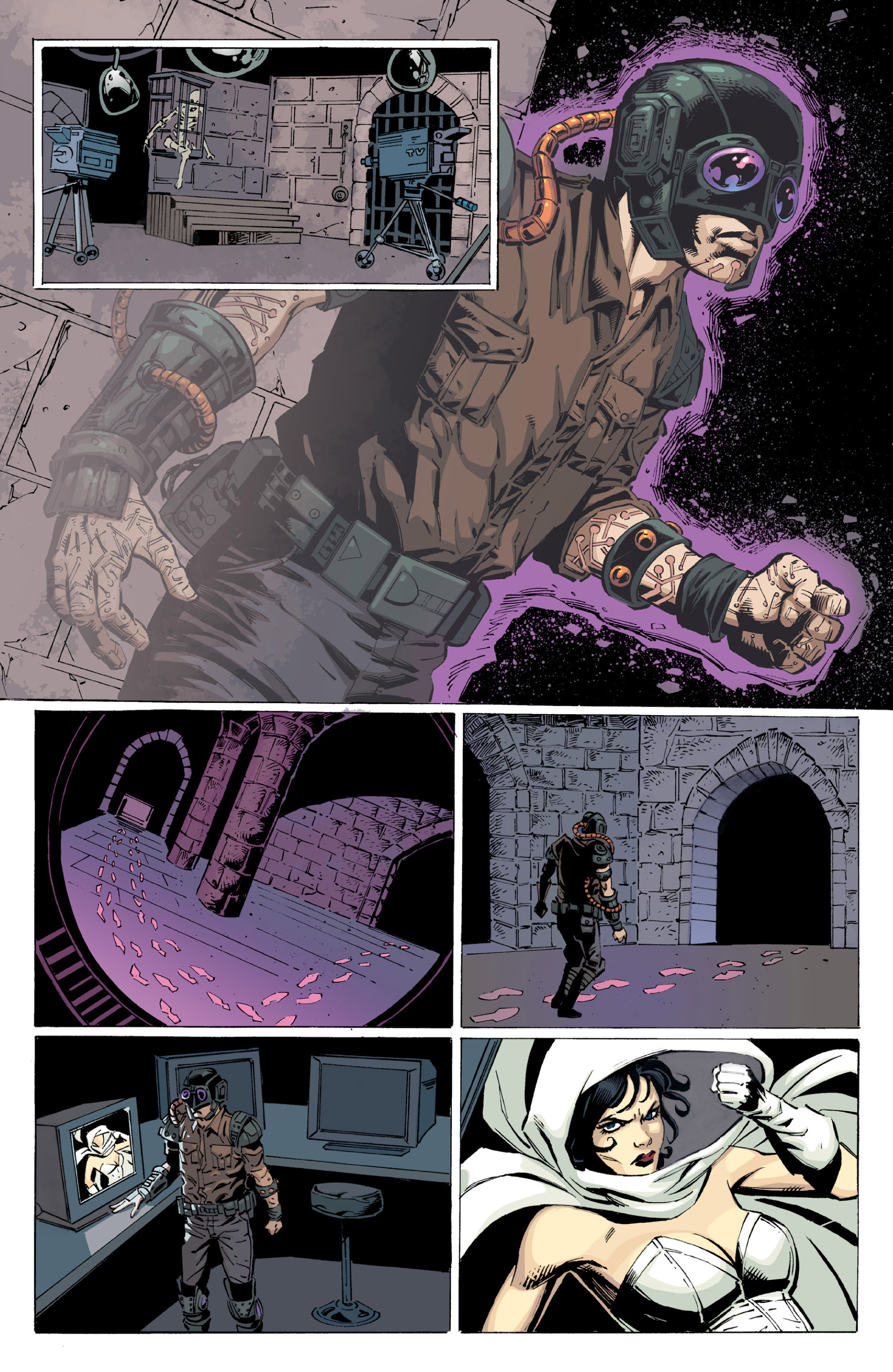 Read online Ghost (2013) comic -  Issue # TPB 2 - 46