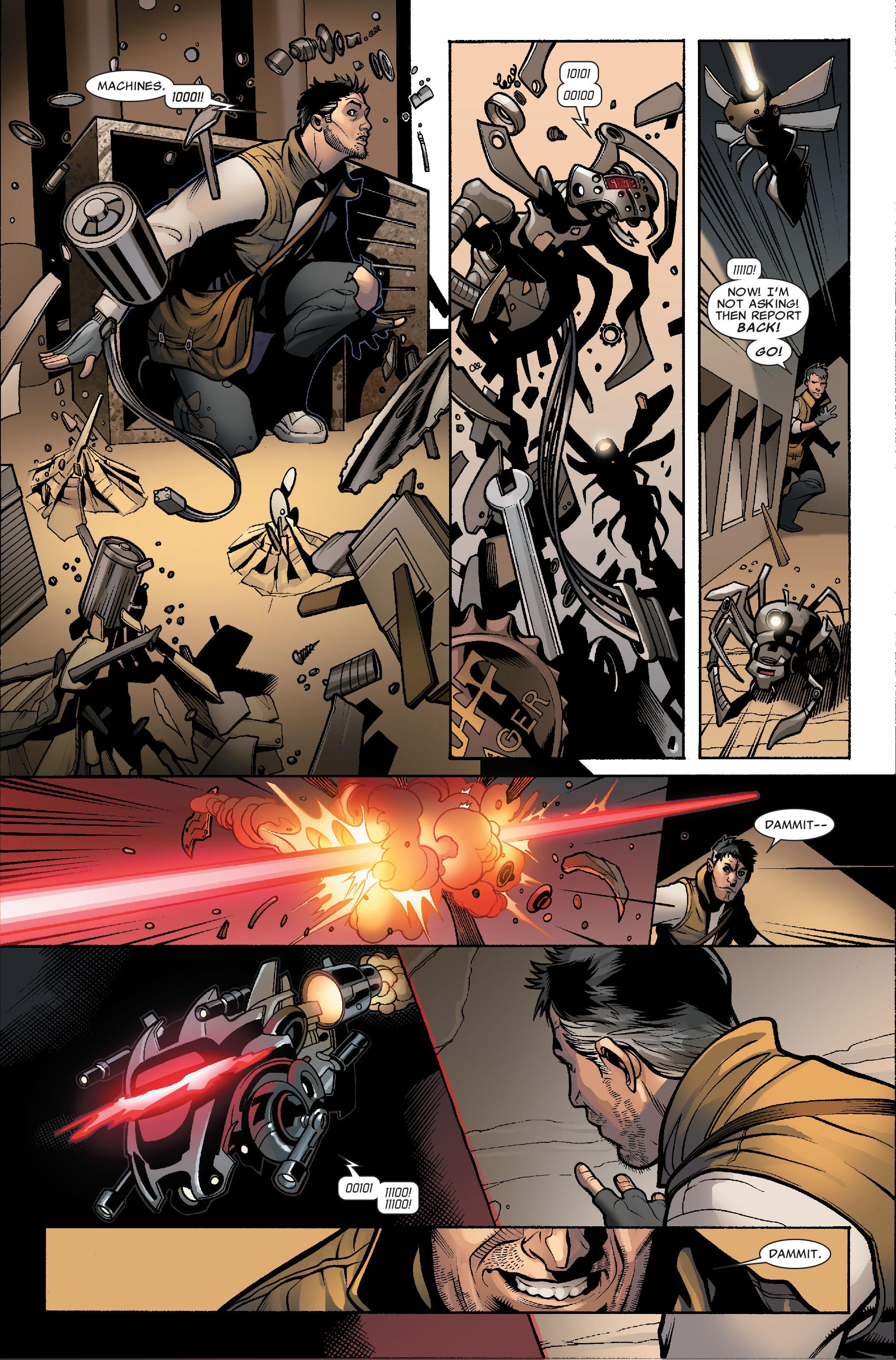 Uncanny X-Men (1963) 505 Page 14