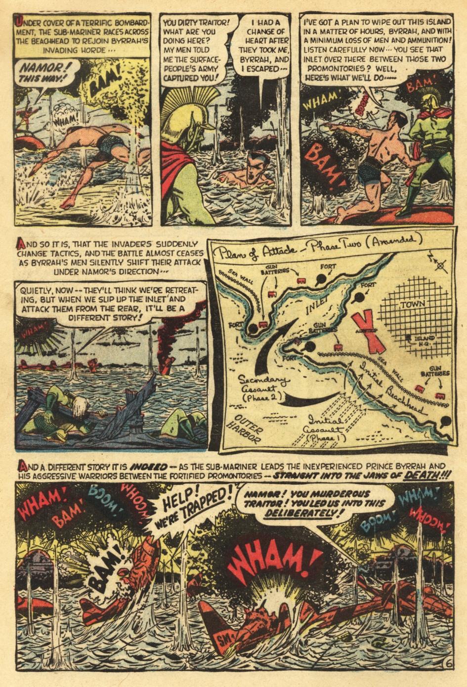 Sub-Mariner Comics #35 #35 - English 8