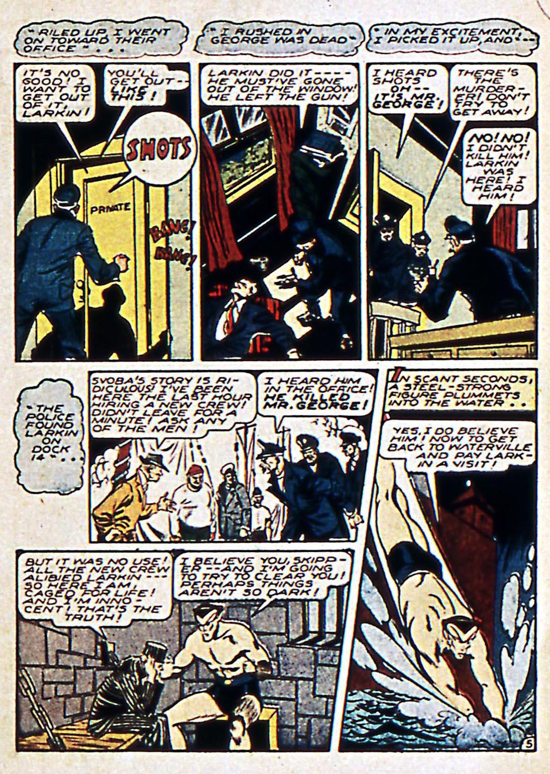 Sub-Mariner Comics Issue #17 #17 - English 7