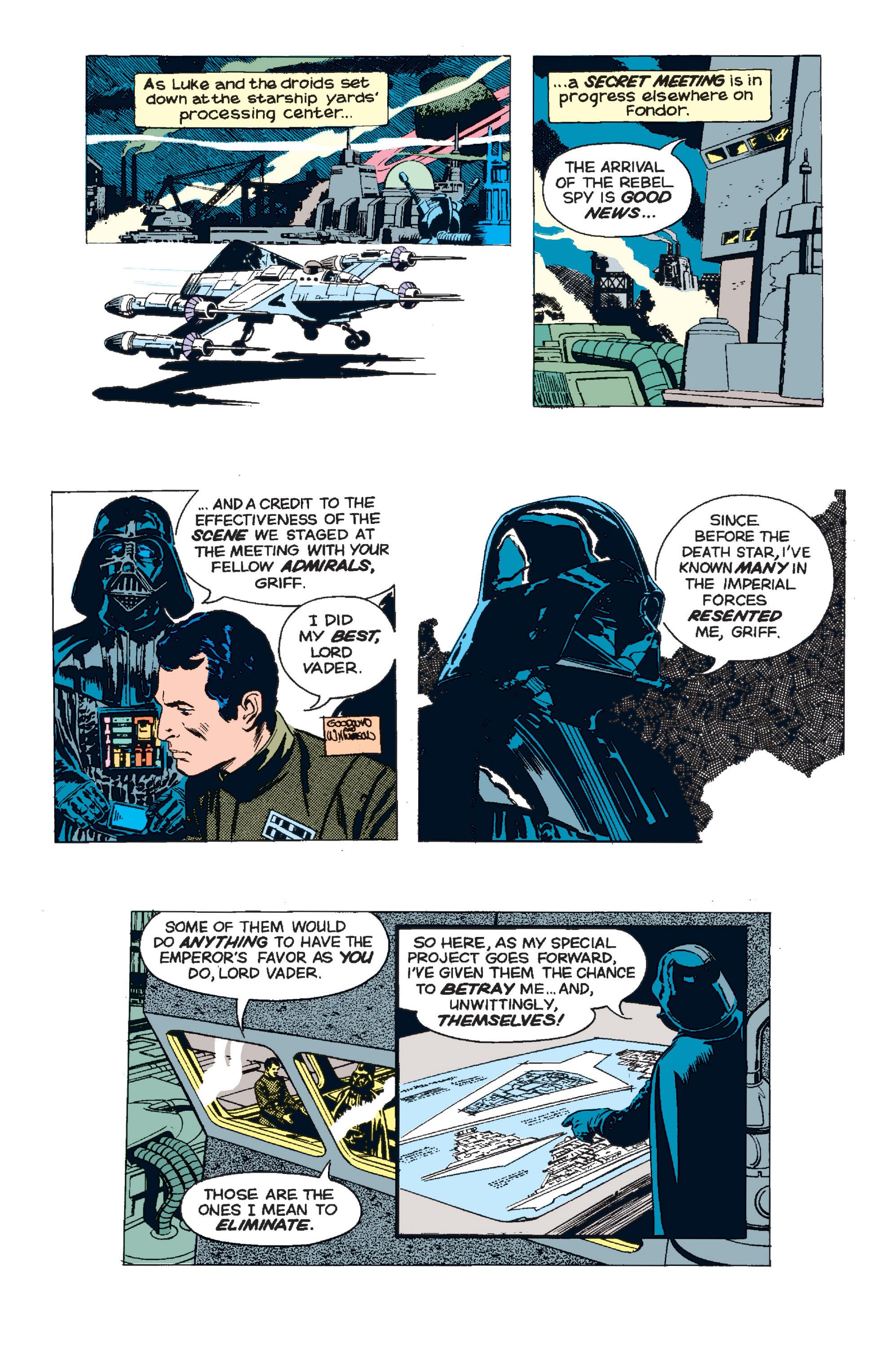 Classic Star Wars #3 #3 - English 11