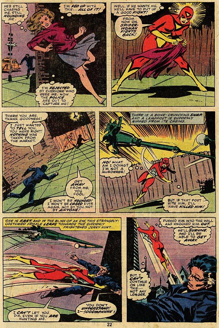 Spider-Woman (1978) #1 #50 - English 13
