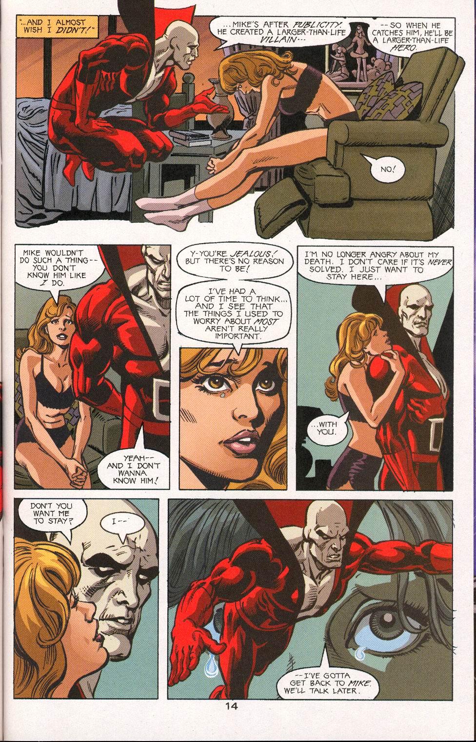Read online Deadman (2002) comic -  Issue #6 - 15
