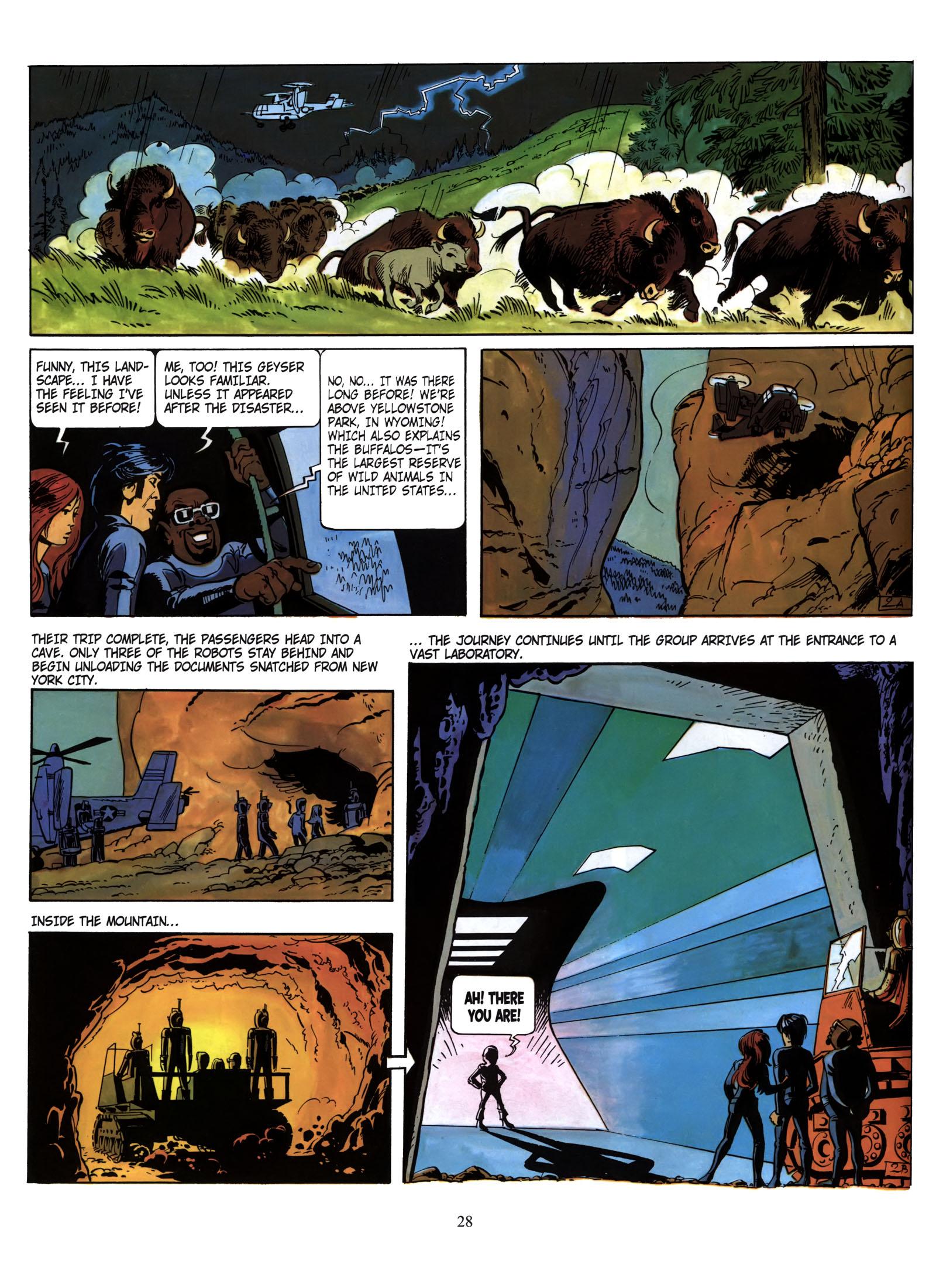 Valerian and Laureline #1 #23 - English 29