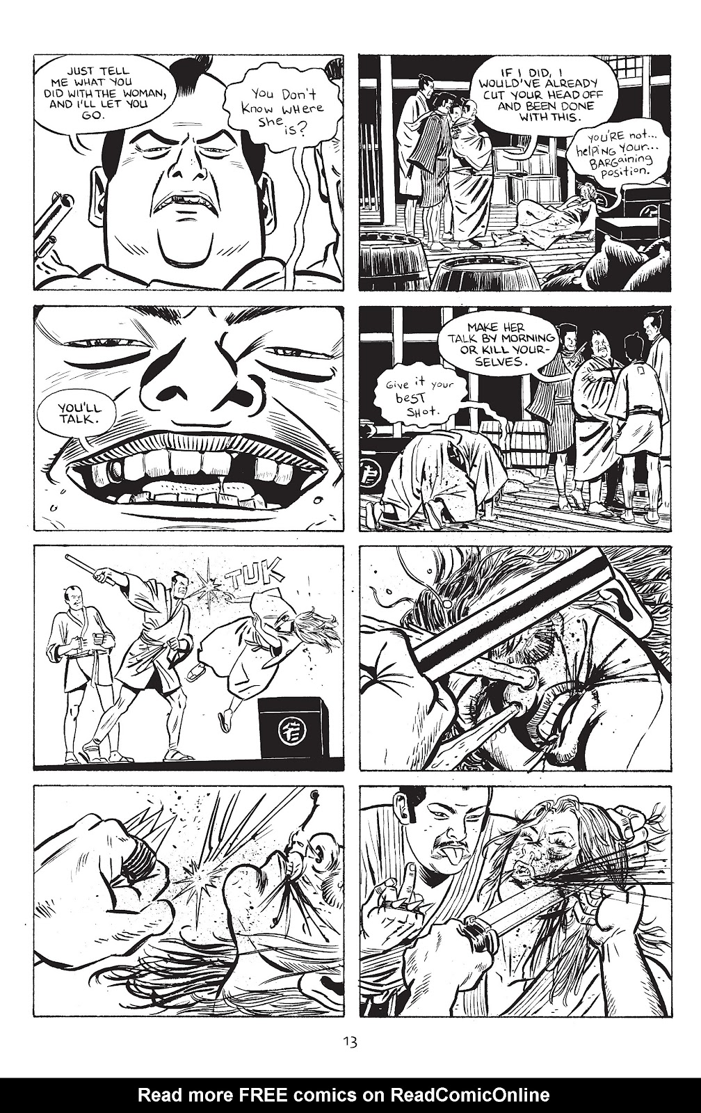 Stray Bullets Issue #39 #39 - English 15