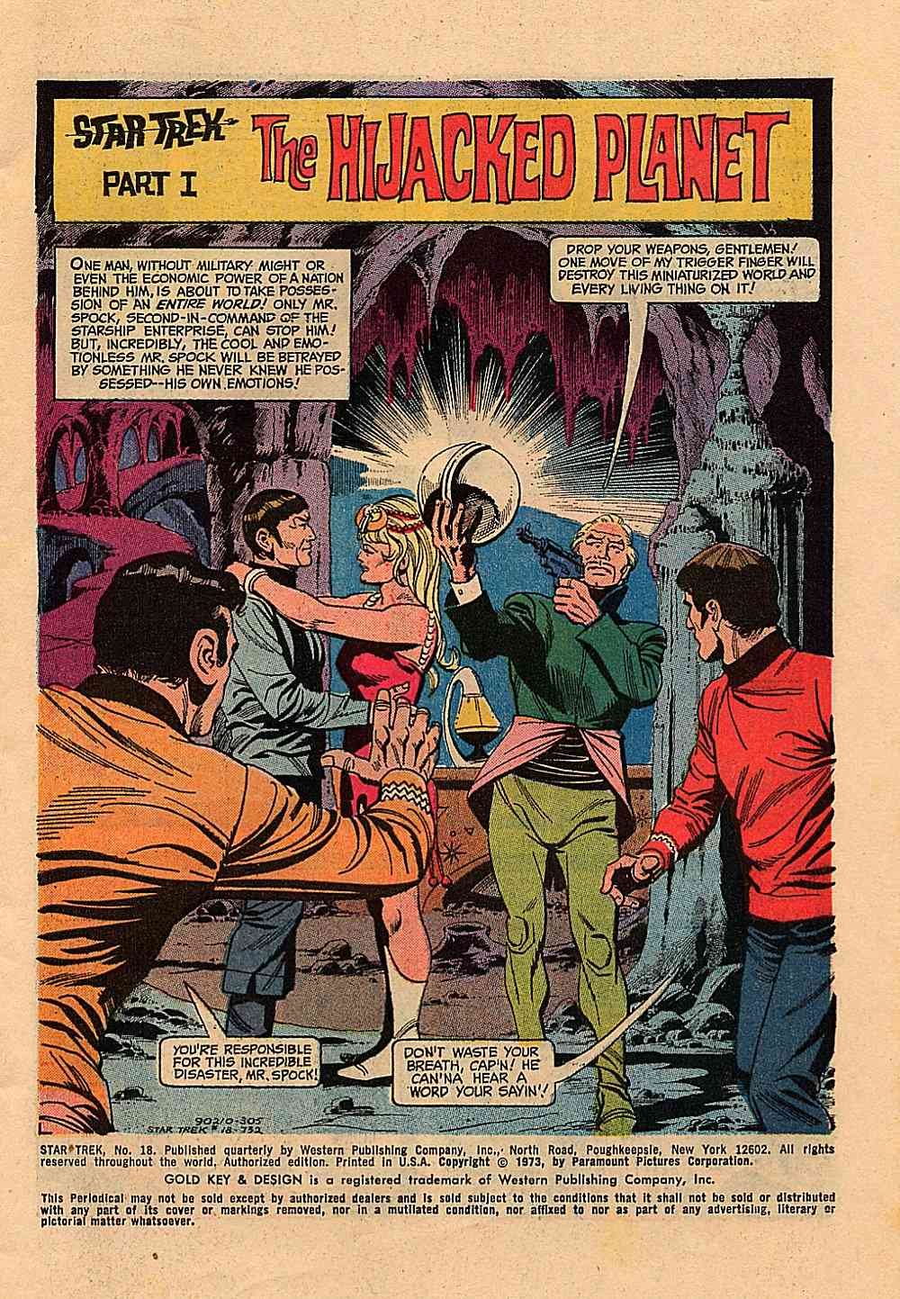 Star Trek (1967) Issue #18 #18 - English 2