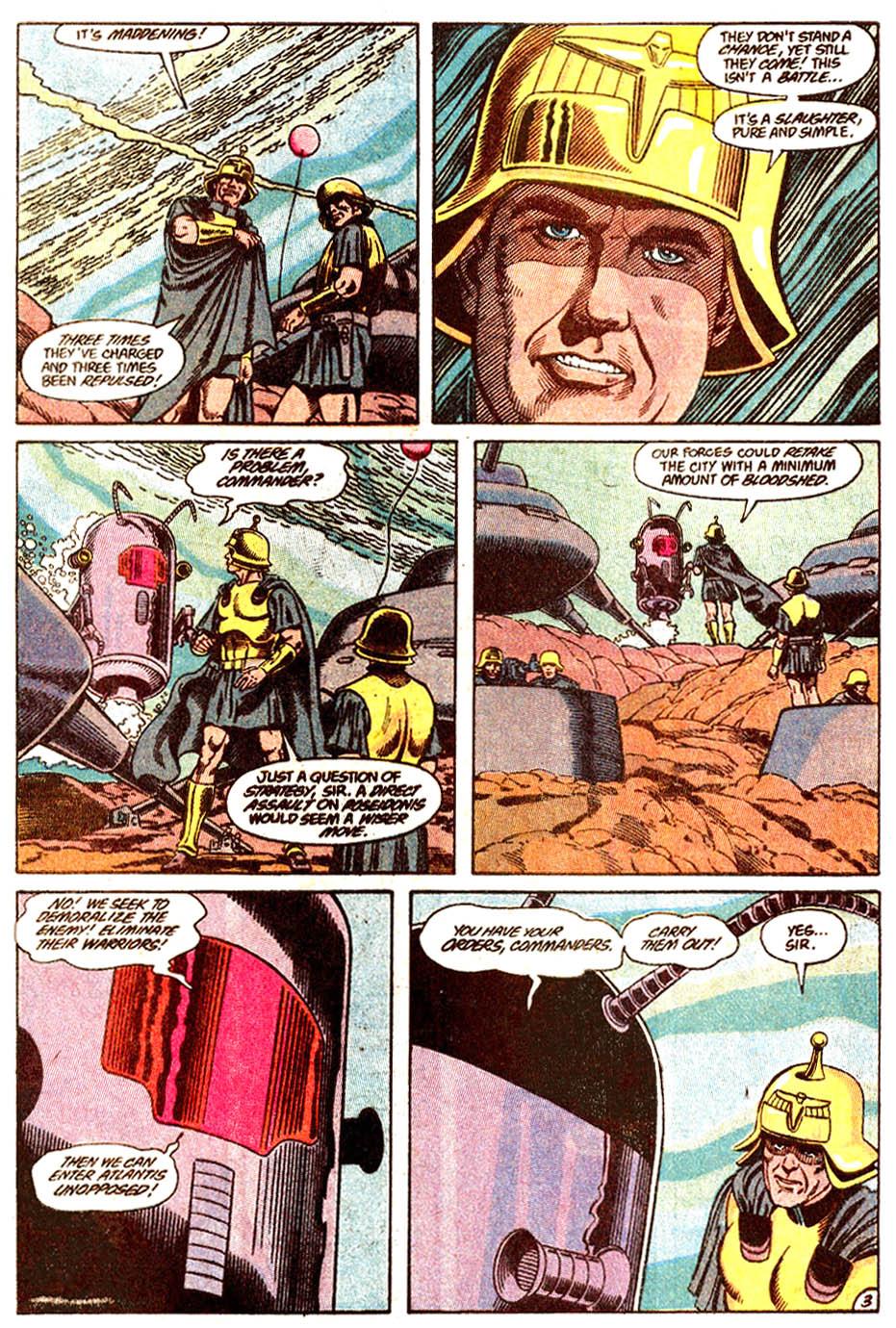 Aquaman (1989) Issue #5 #5 - English 4
