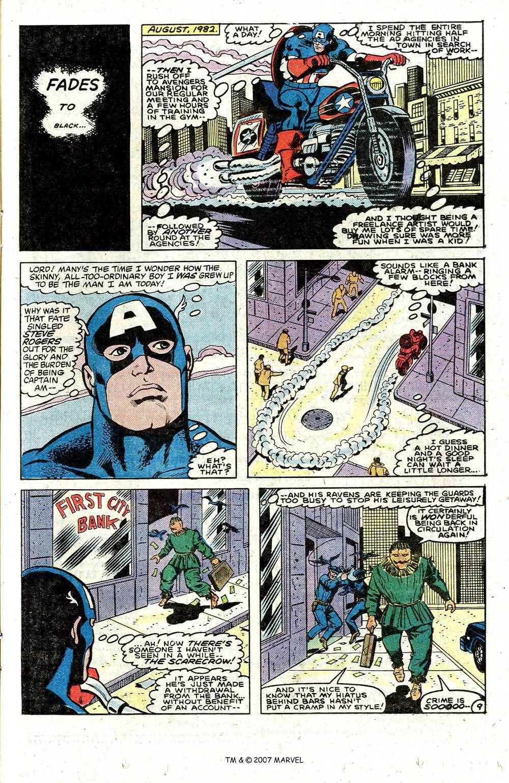 Captain America (1968) _Annual 6 #6 - English 13