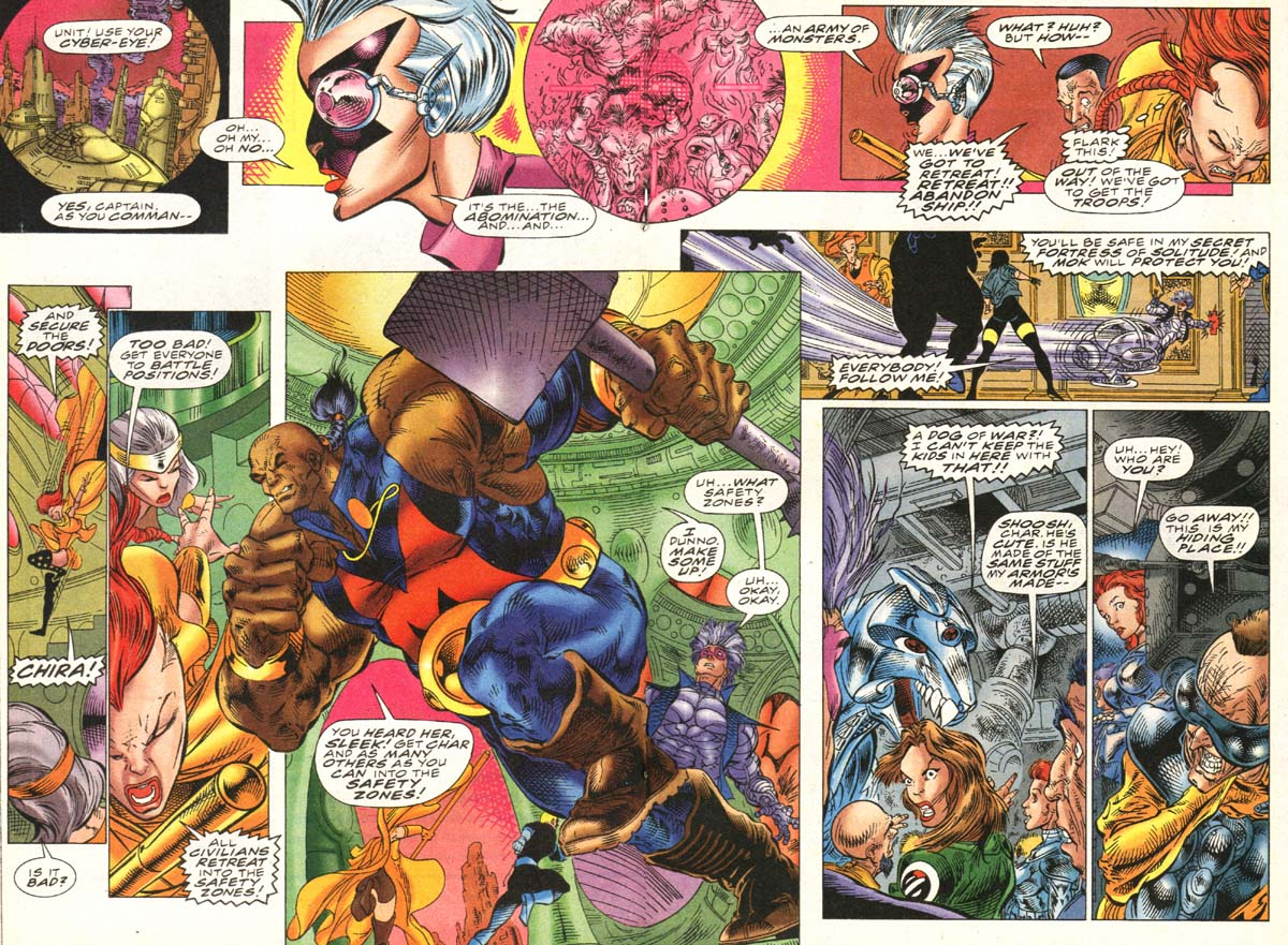 Abominations 1 Page 14
