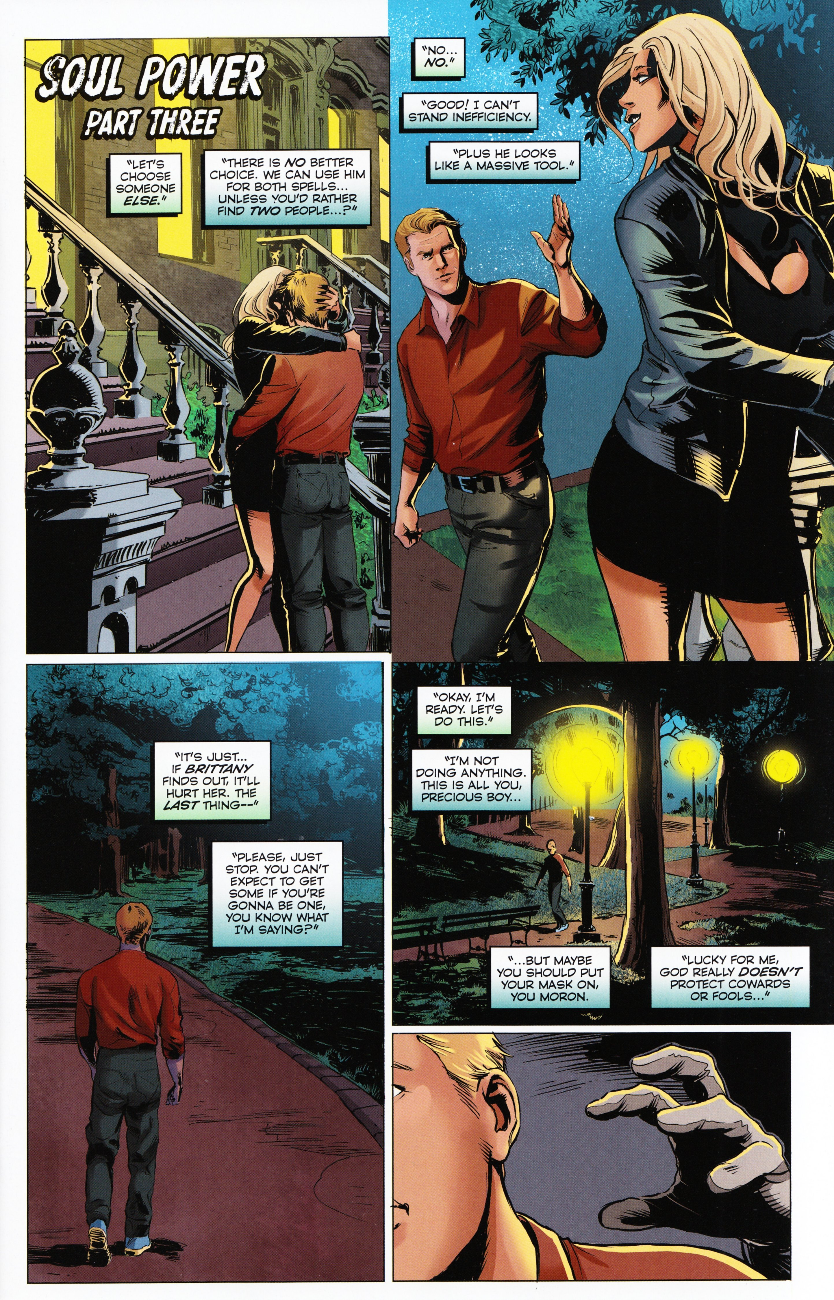 Read online Evil Dead 2: Tales of the Ex-Mortis comic -  Issue #3 - 5
