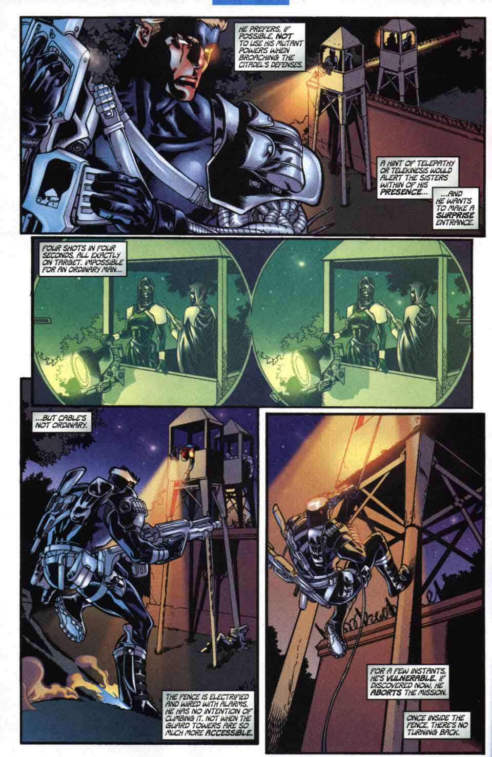 Cable (1993) 91 Page 4