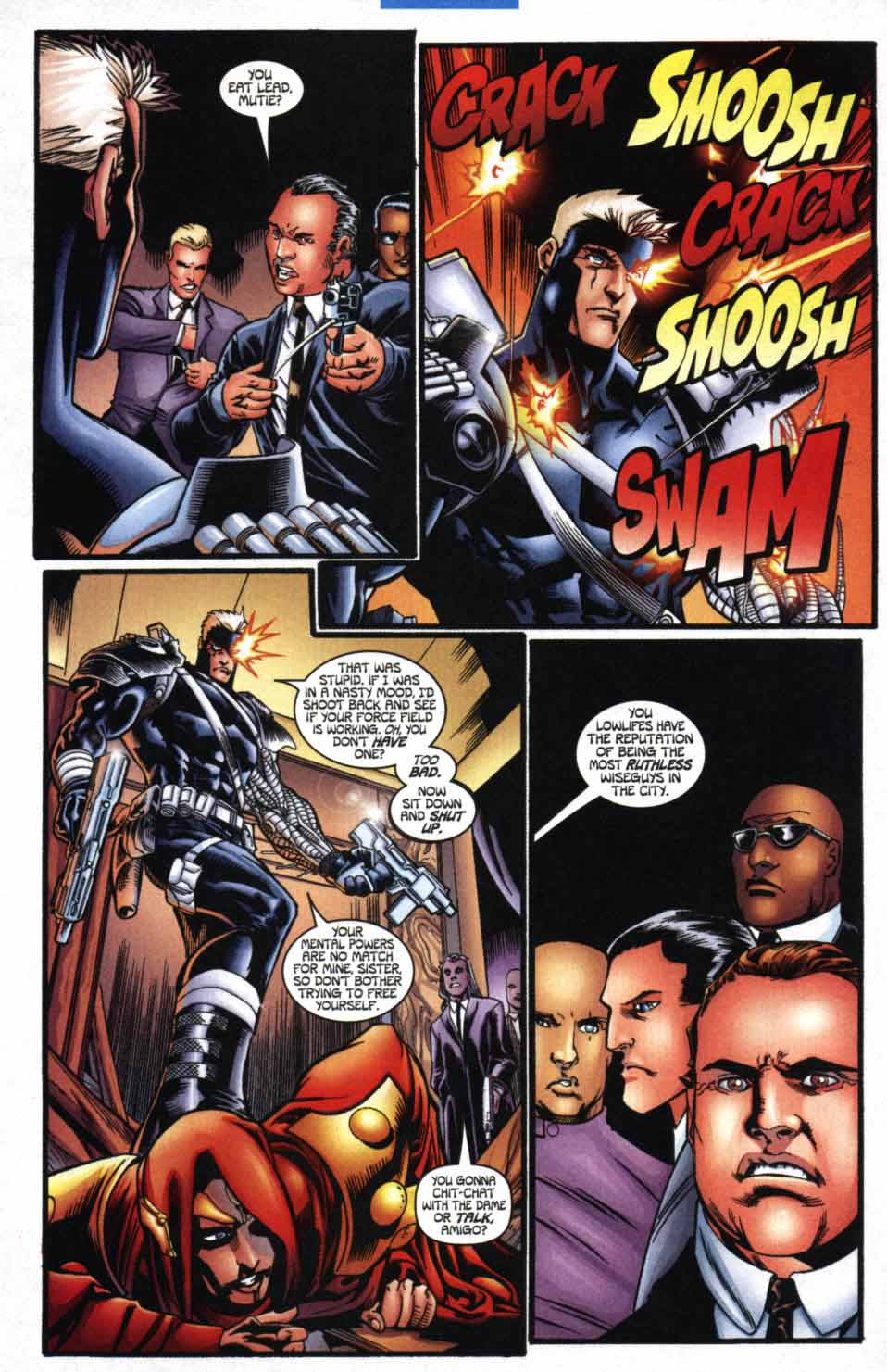 Cable (1993) 91 Page 17