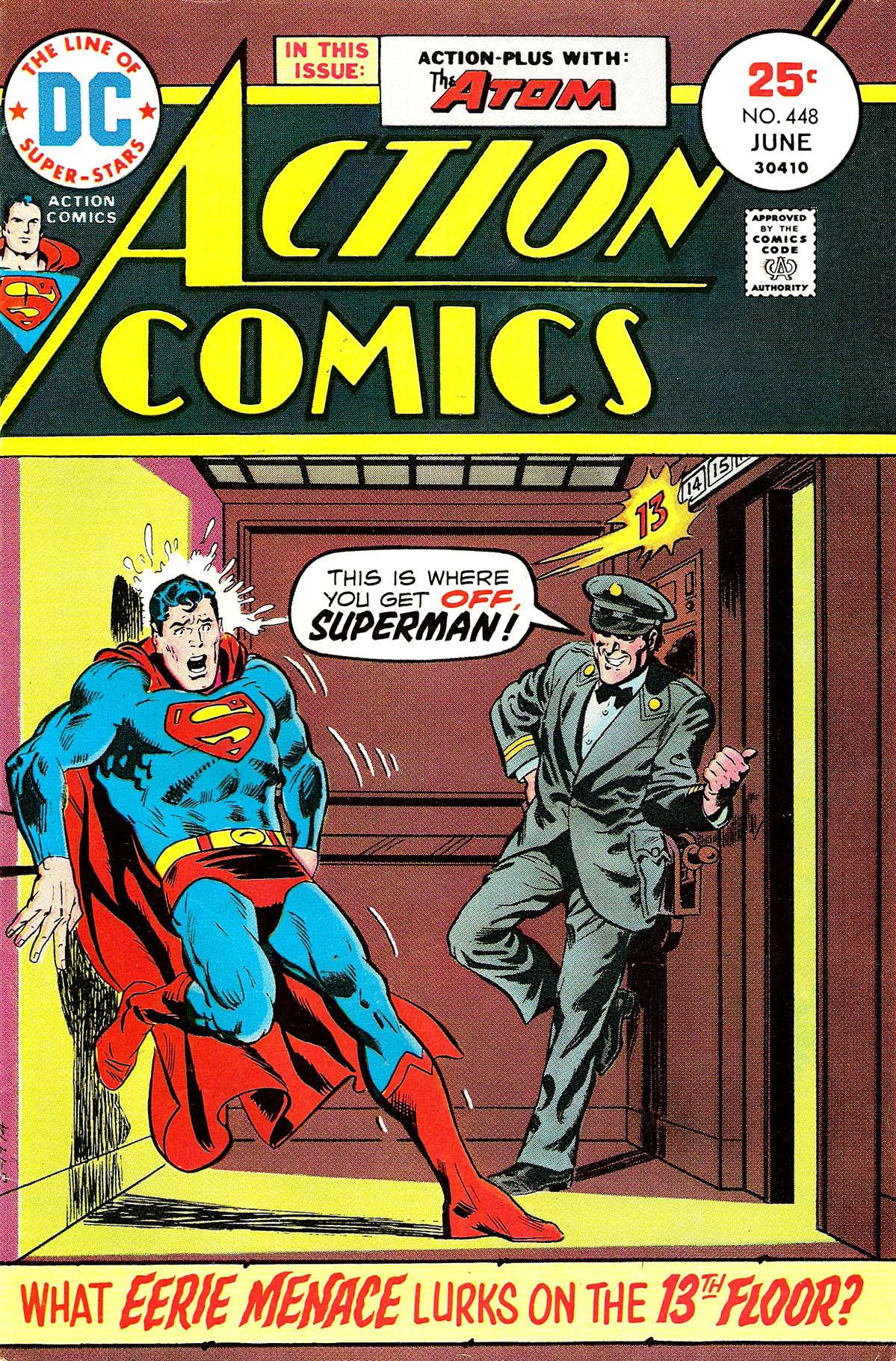 Action Comics (1938) 448 Page 1