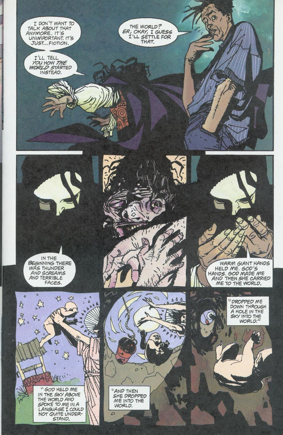 Read online Enigma comic -  Issue #6 - 20