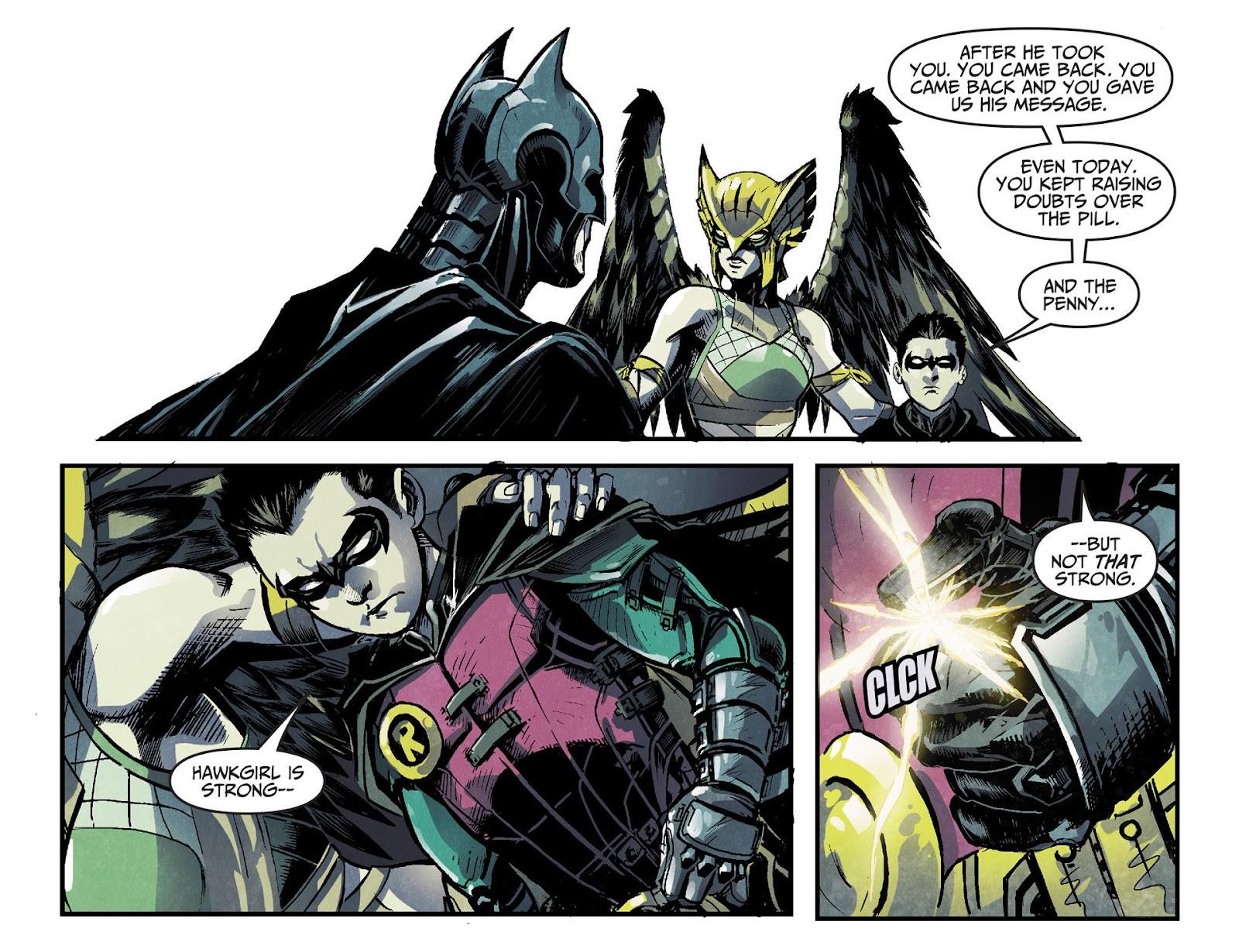 Injustice: Gods Among Us [I] Issue #27 #28 - English 20