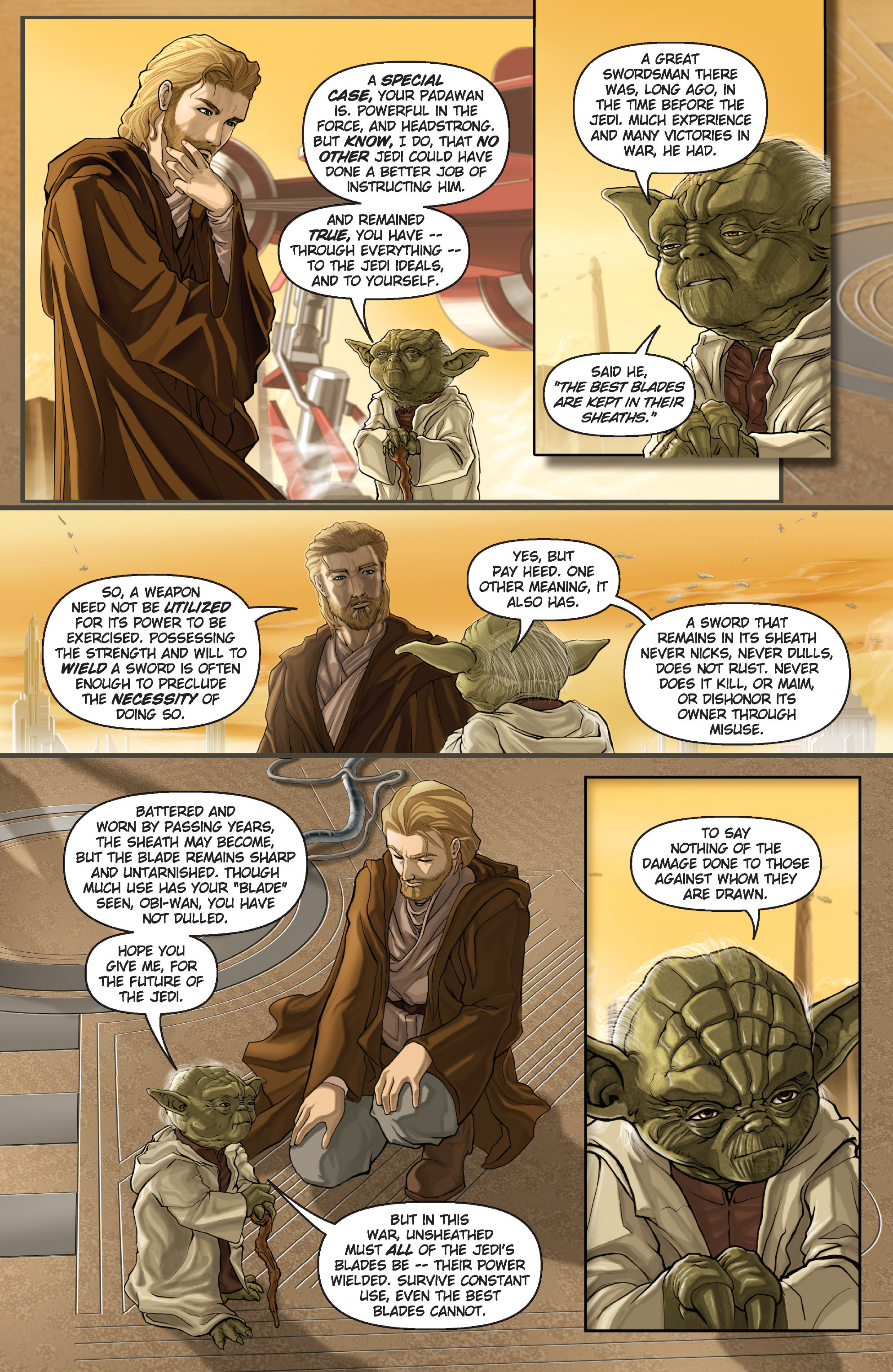 Star Wars Legends Epic Collection: The Clone Wars chap 2 pic 156