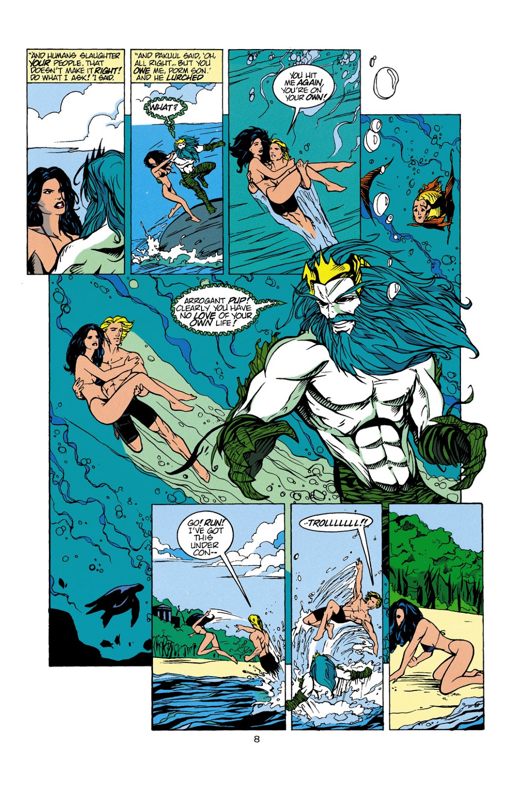 Aquaman (1994) _Annual 1 #1 - English 9
