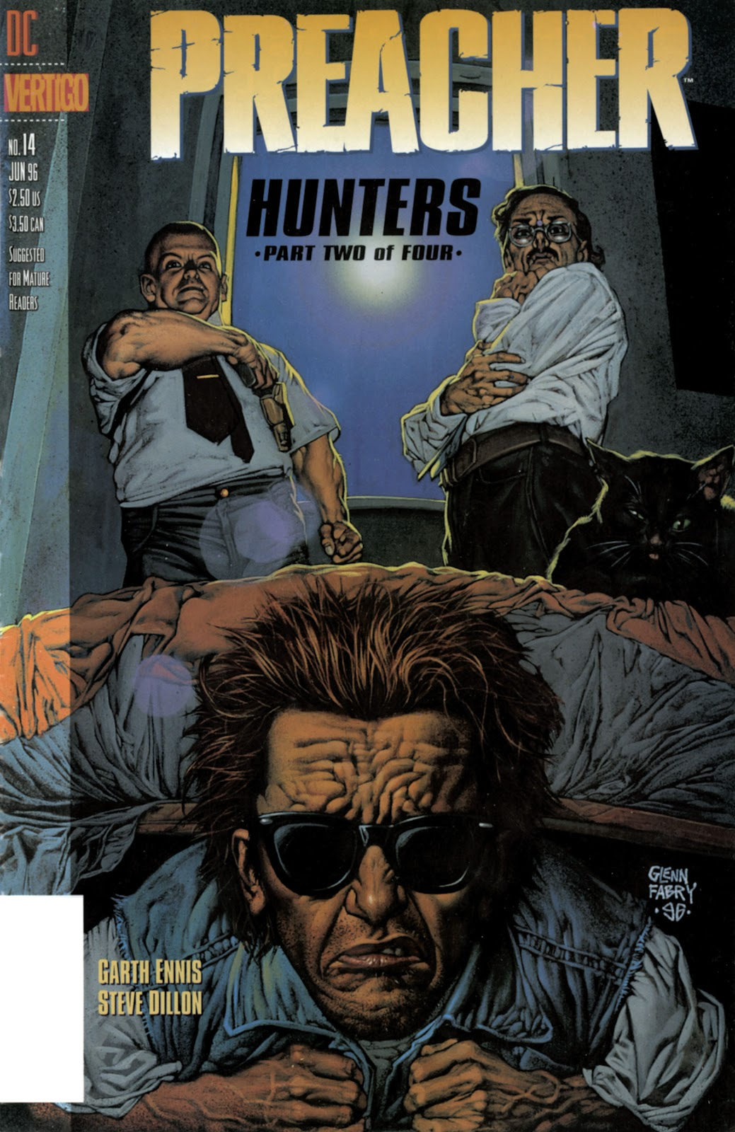 Preacher Issue #14 #23 - English 1