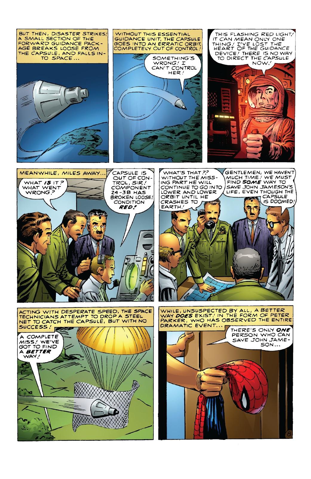 Amazing Fantasy #15: Spider-Man! Full #1 - English 23