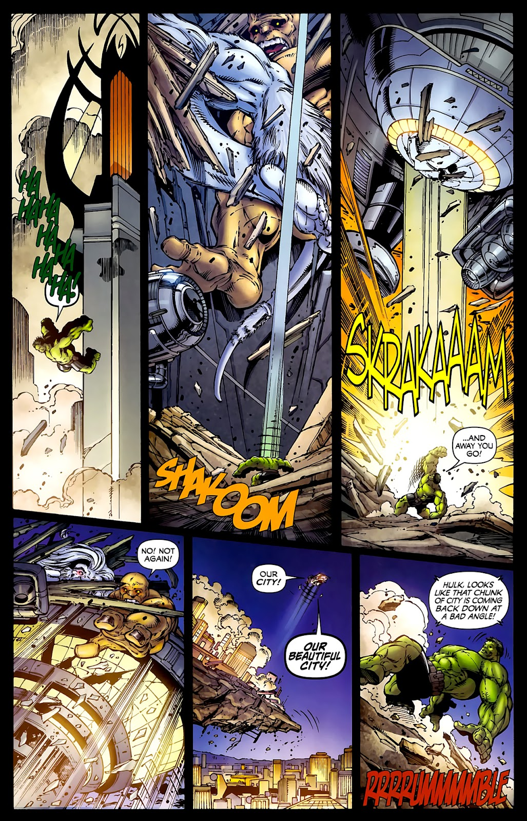 Incredible Hulks (2010) Issue #631 #21 - English 18