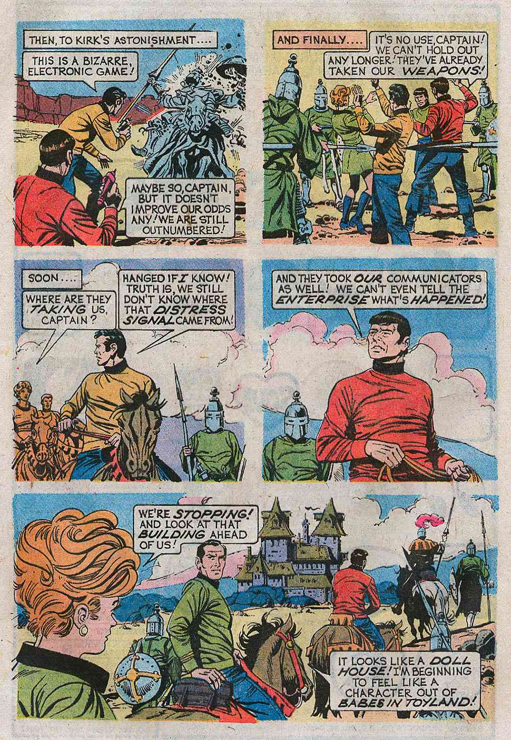 Star Trek (1967) Issue #23 #23 - English 6