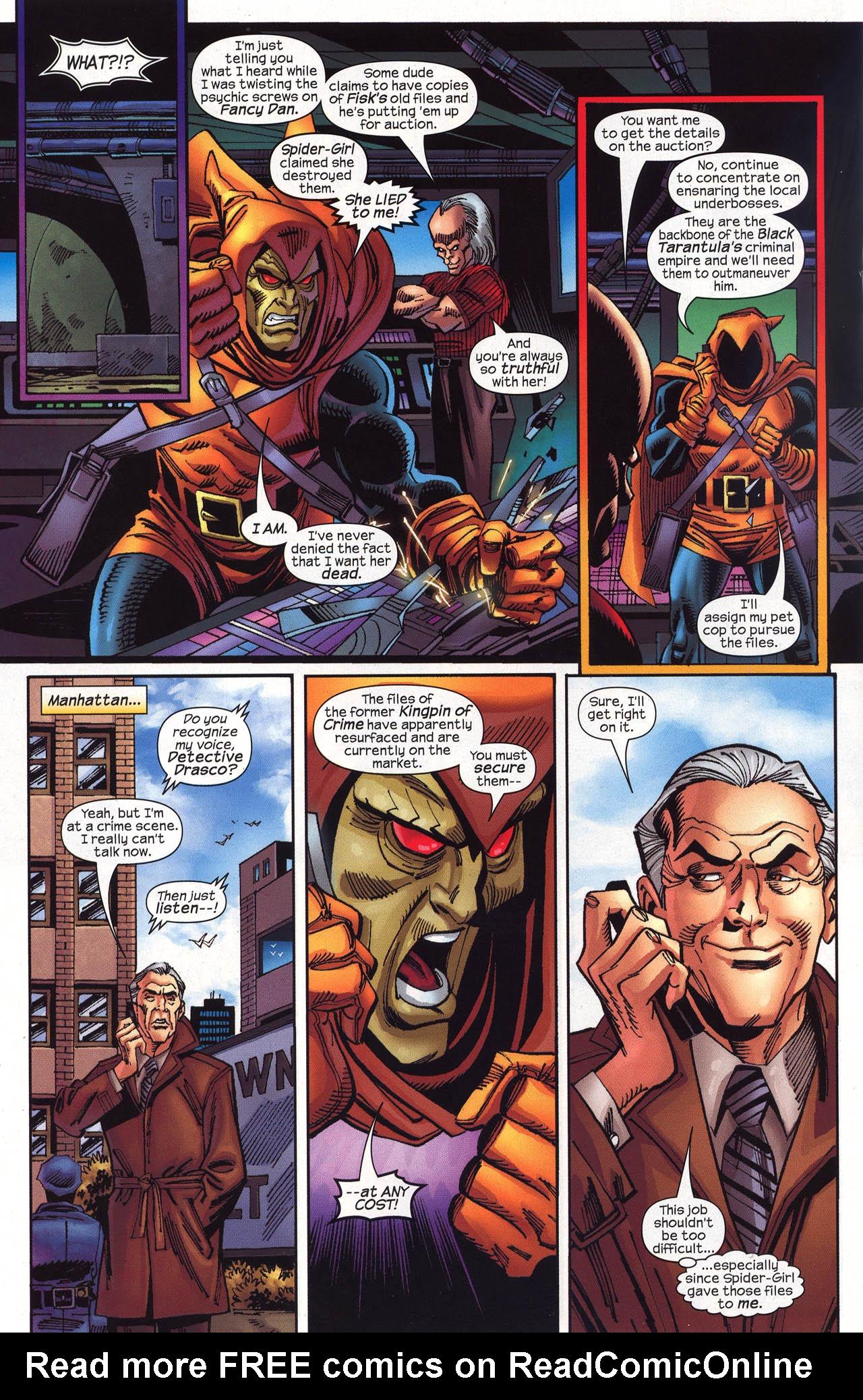 Amazing Spider-Girl #16 #15 - English 19