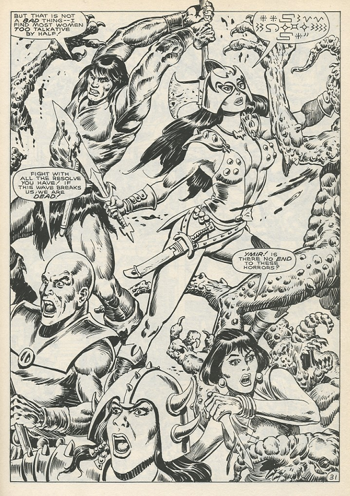 The Savage Sword Of Conan Issue #141 #142 - English 37