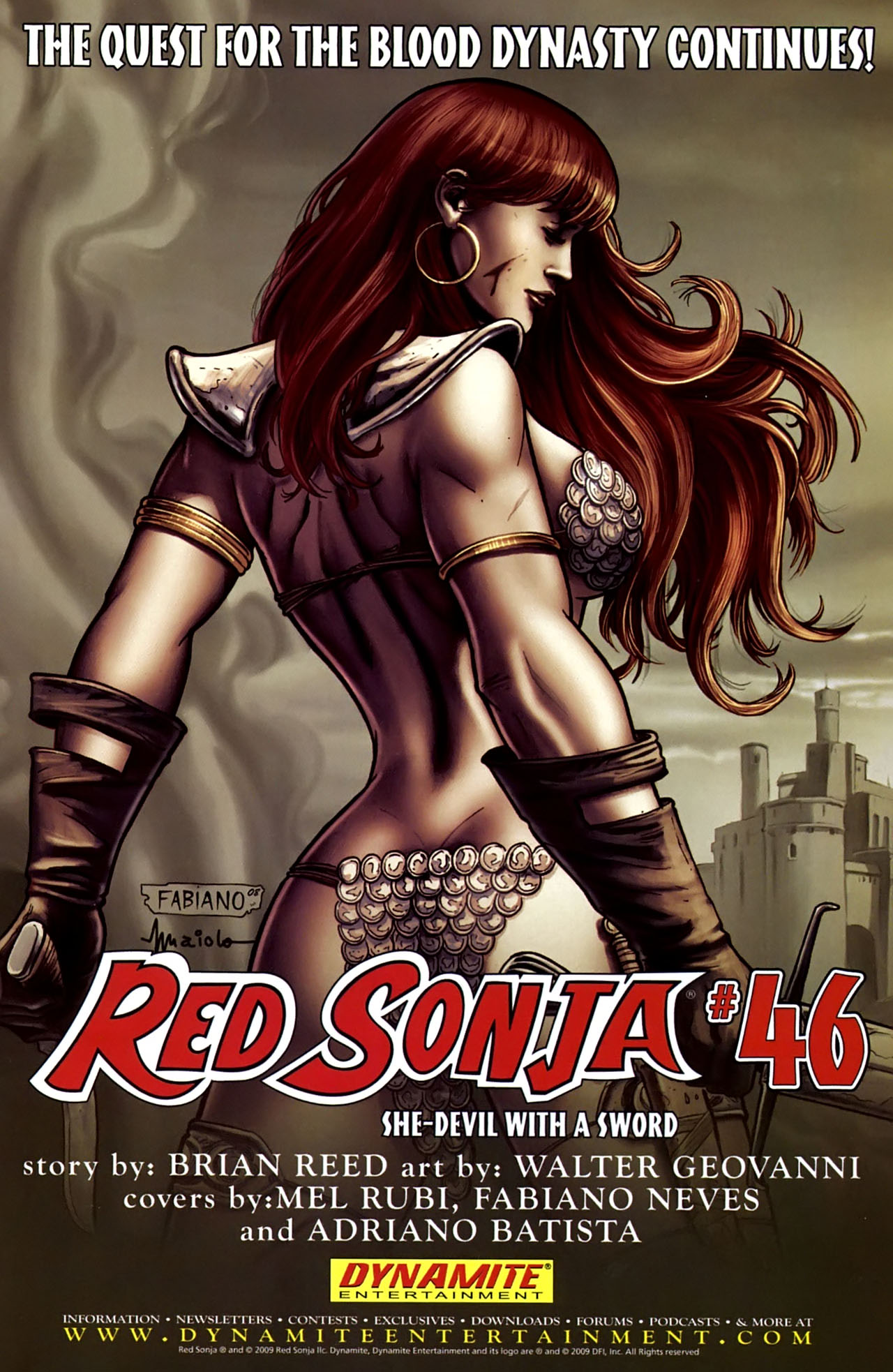 Read online Masquerade comic -  Issue #2 - 36