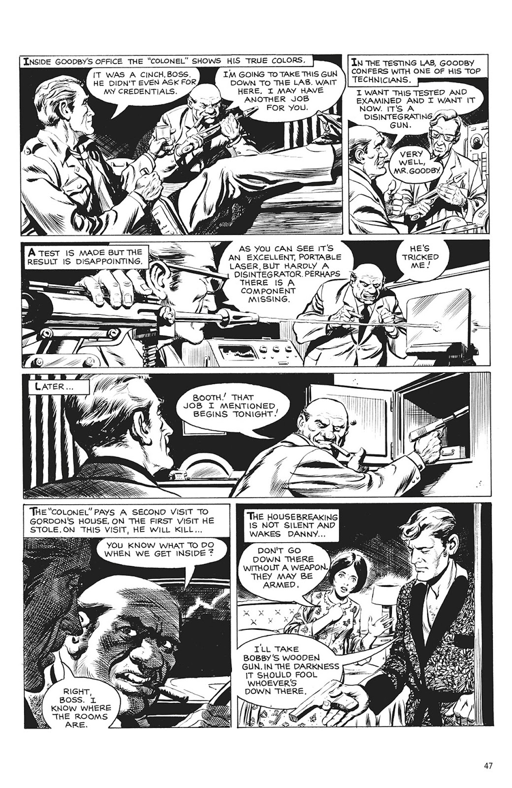 Creepy (2009) Issue #3 #3 - English 49