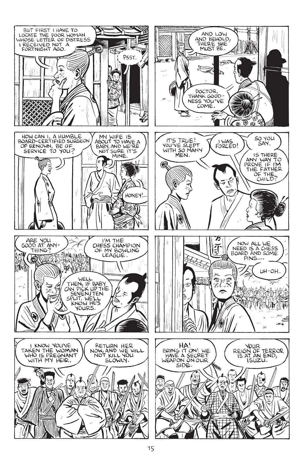 Stray Bullets Issue #39 #39 - English 17