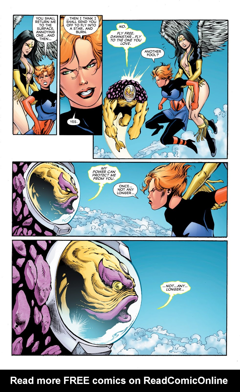 Legion of Super-Heroes (2010) Issue #15 #16 - English 9