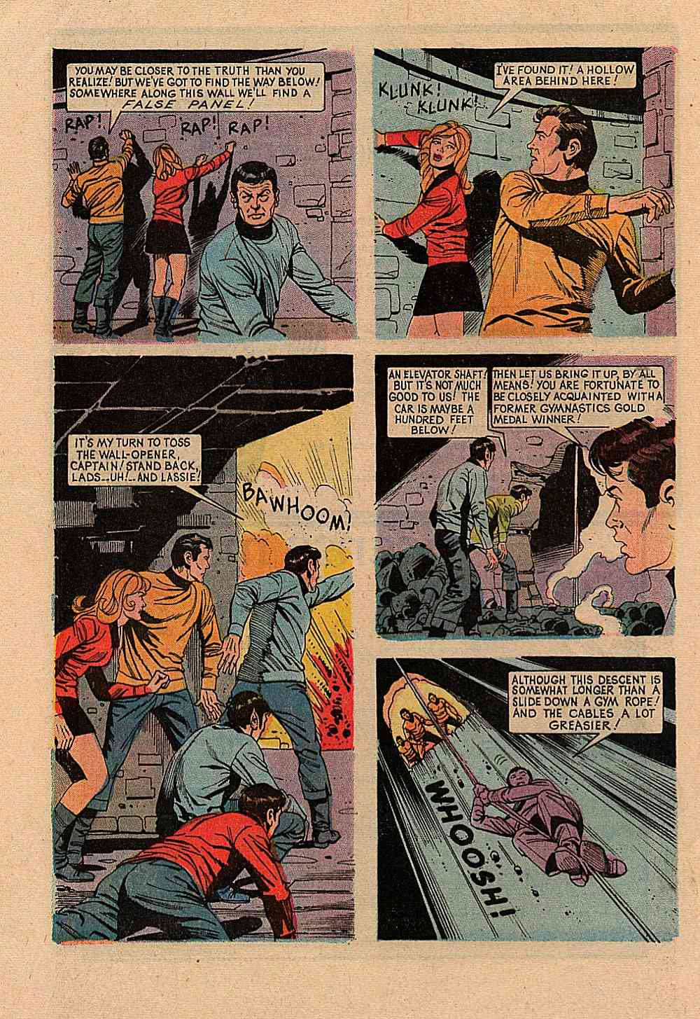 Star Trek (1967) Issue #19 #19 - English 18