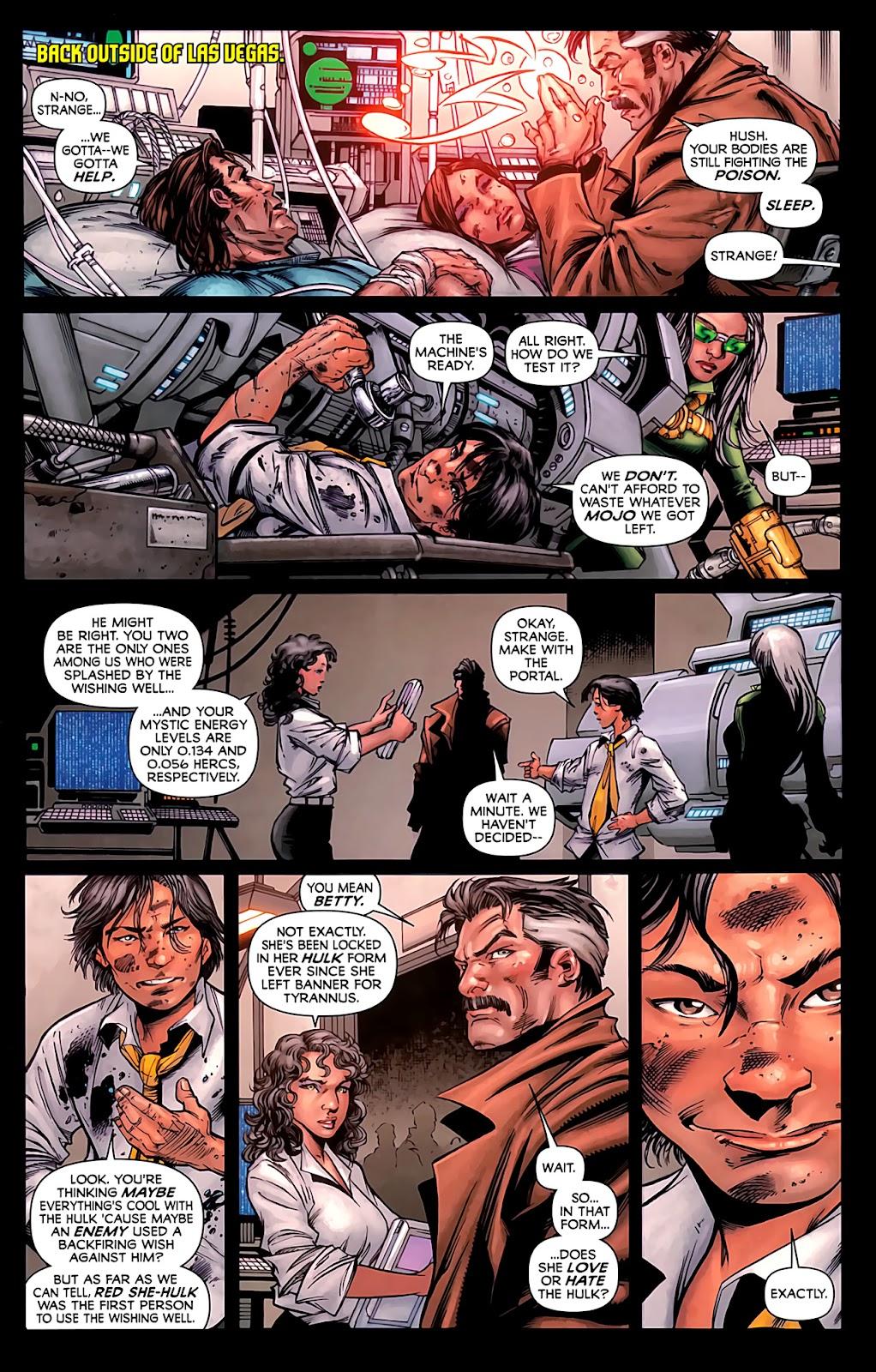 Incredible Hulks (2010) Issue #633 #23 - English 16