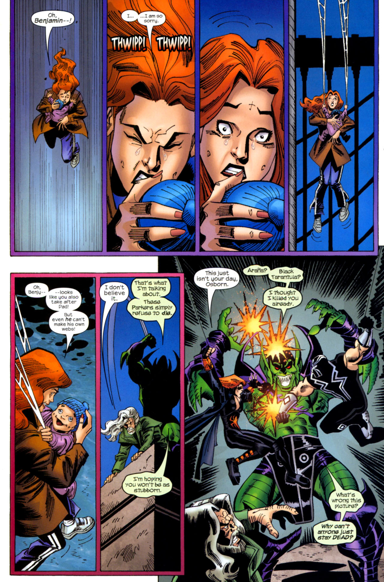 Amazing Spider-Girl #30 #31 - English 18