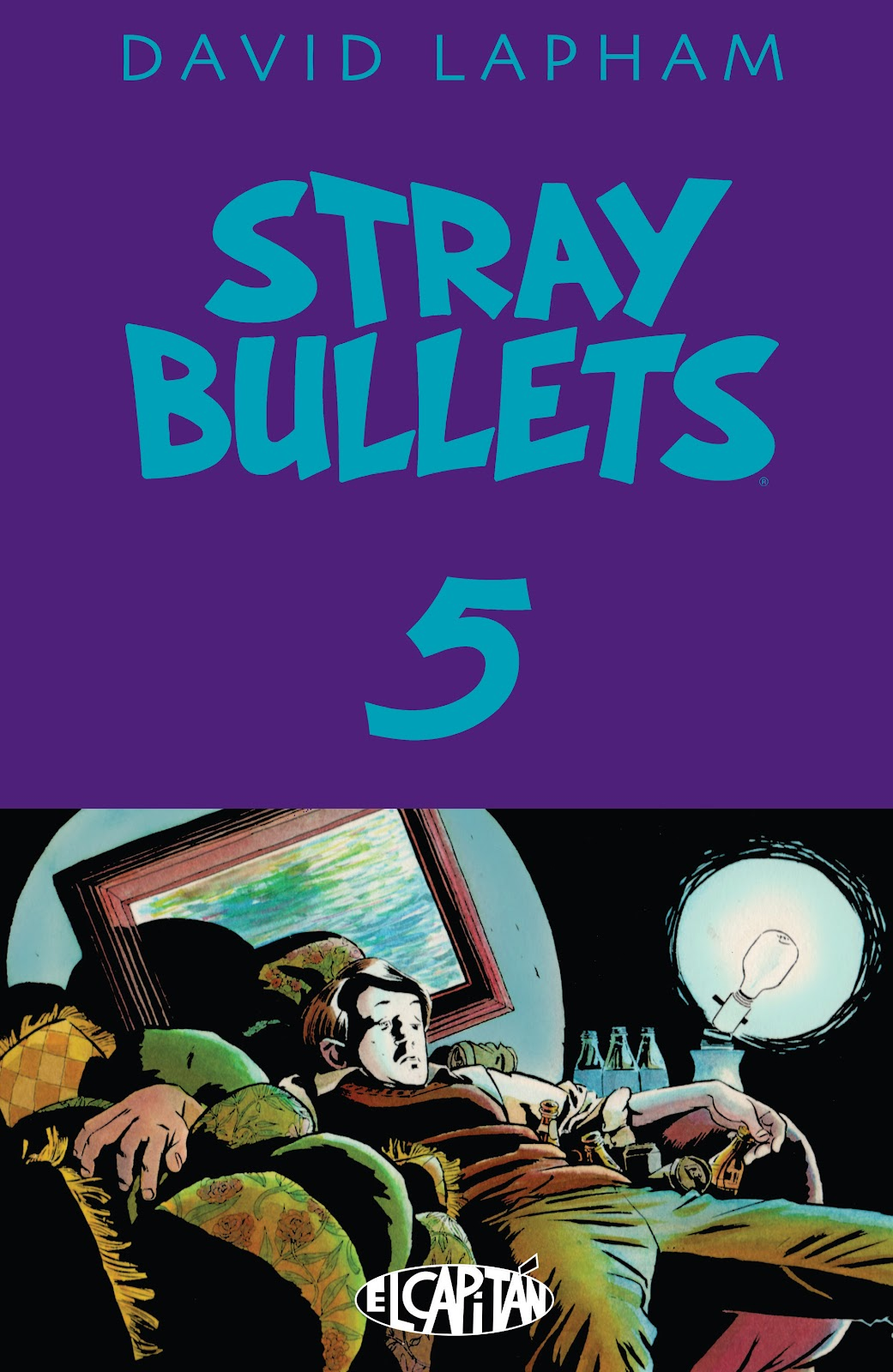 Stray Bullets Issue #5 #5 - English 1