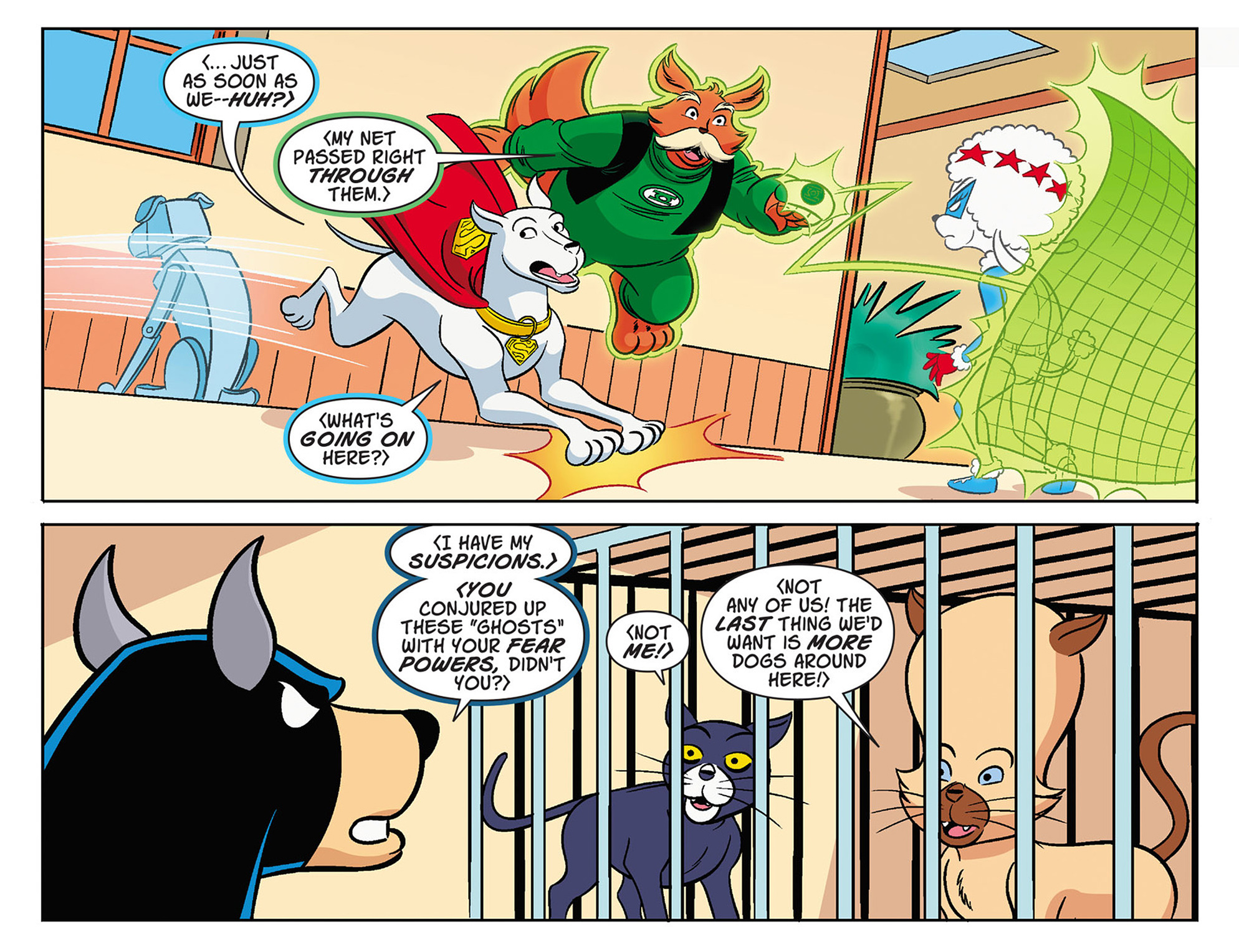 Read online Scooby-Doo! Team-Up comic -  Issue #36 - 5