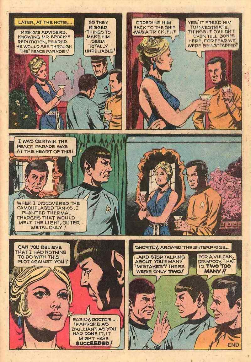 Star Trek (1967) #59 #59 - English 23