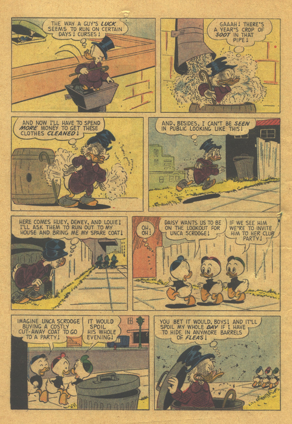 Uncle Scrooge (1953) Issue #32 #32 - English 28