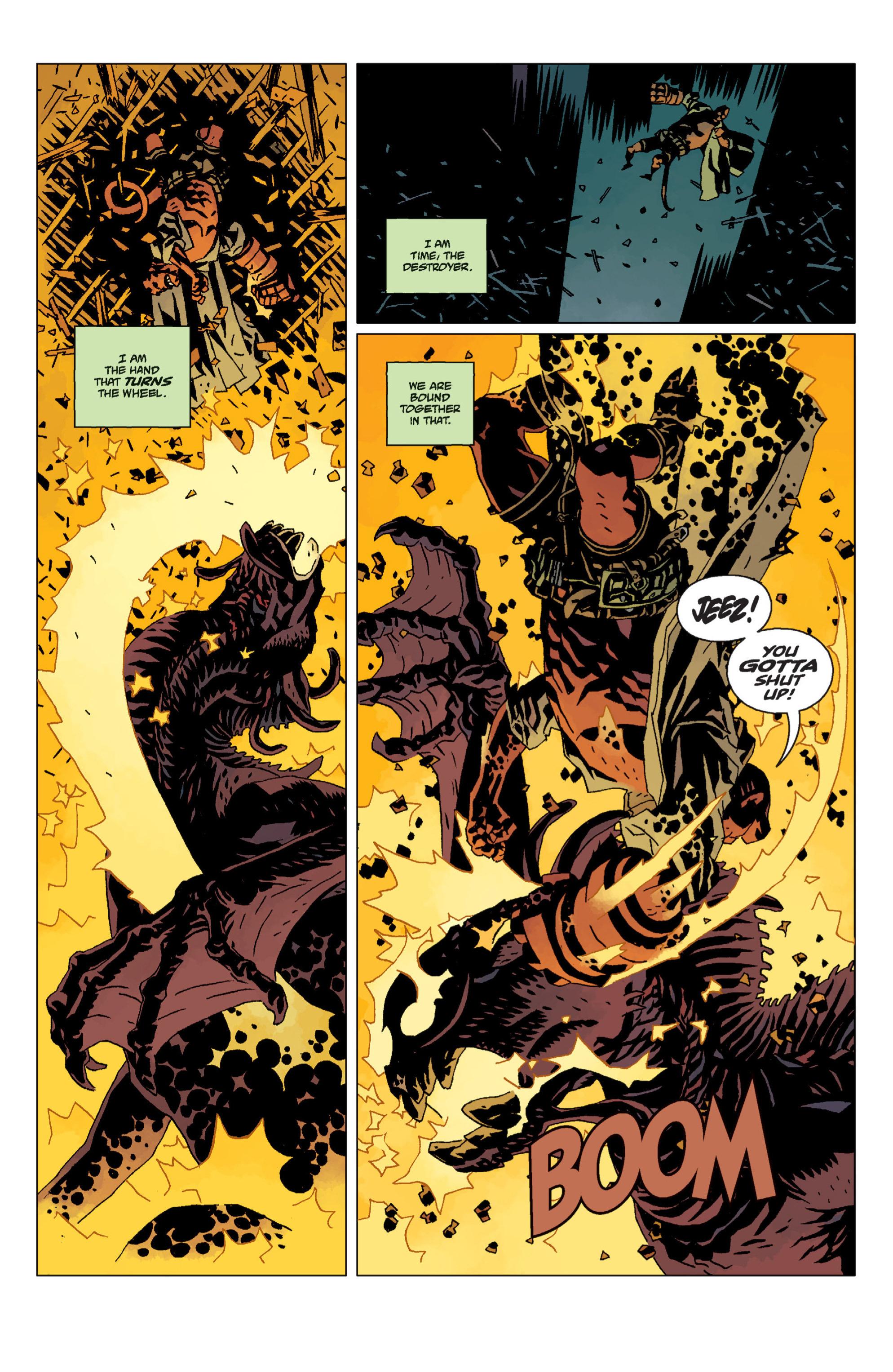Hellboy chap 12 pic 125
