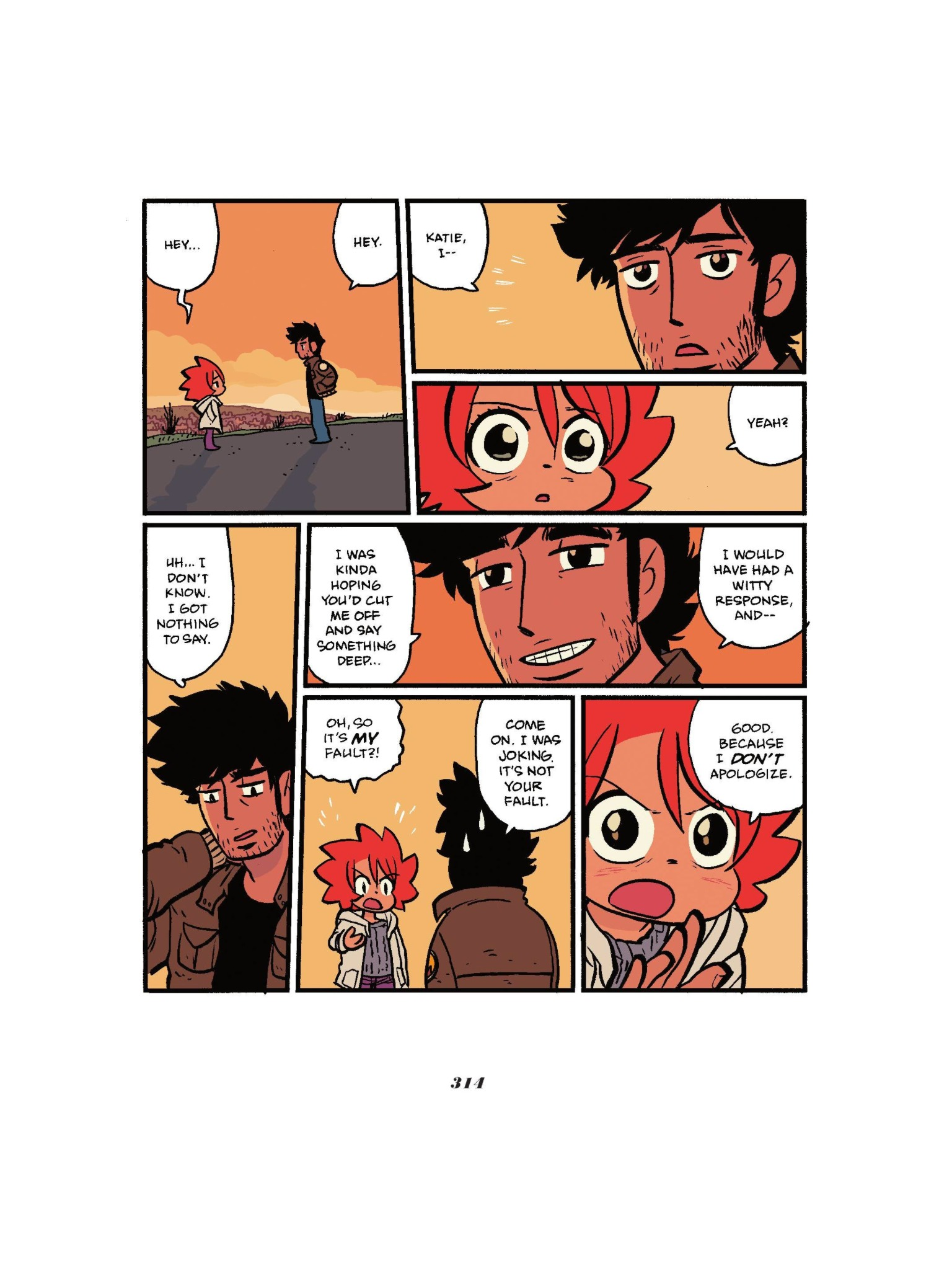Read online Seconds comic -  Issue # Full - 314