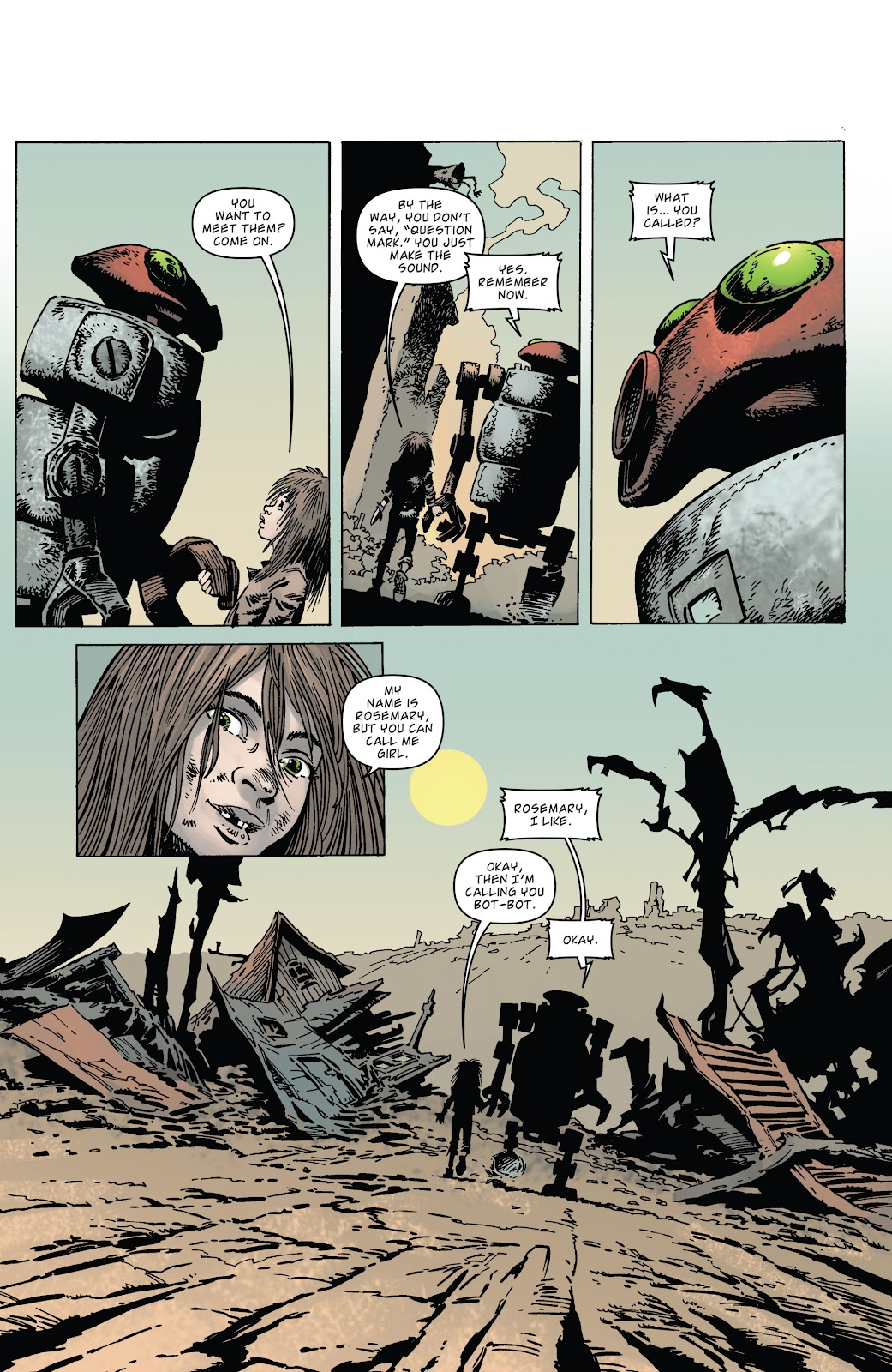 Zombies vs Robots (2015) Issue #2 Page 17