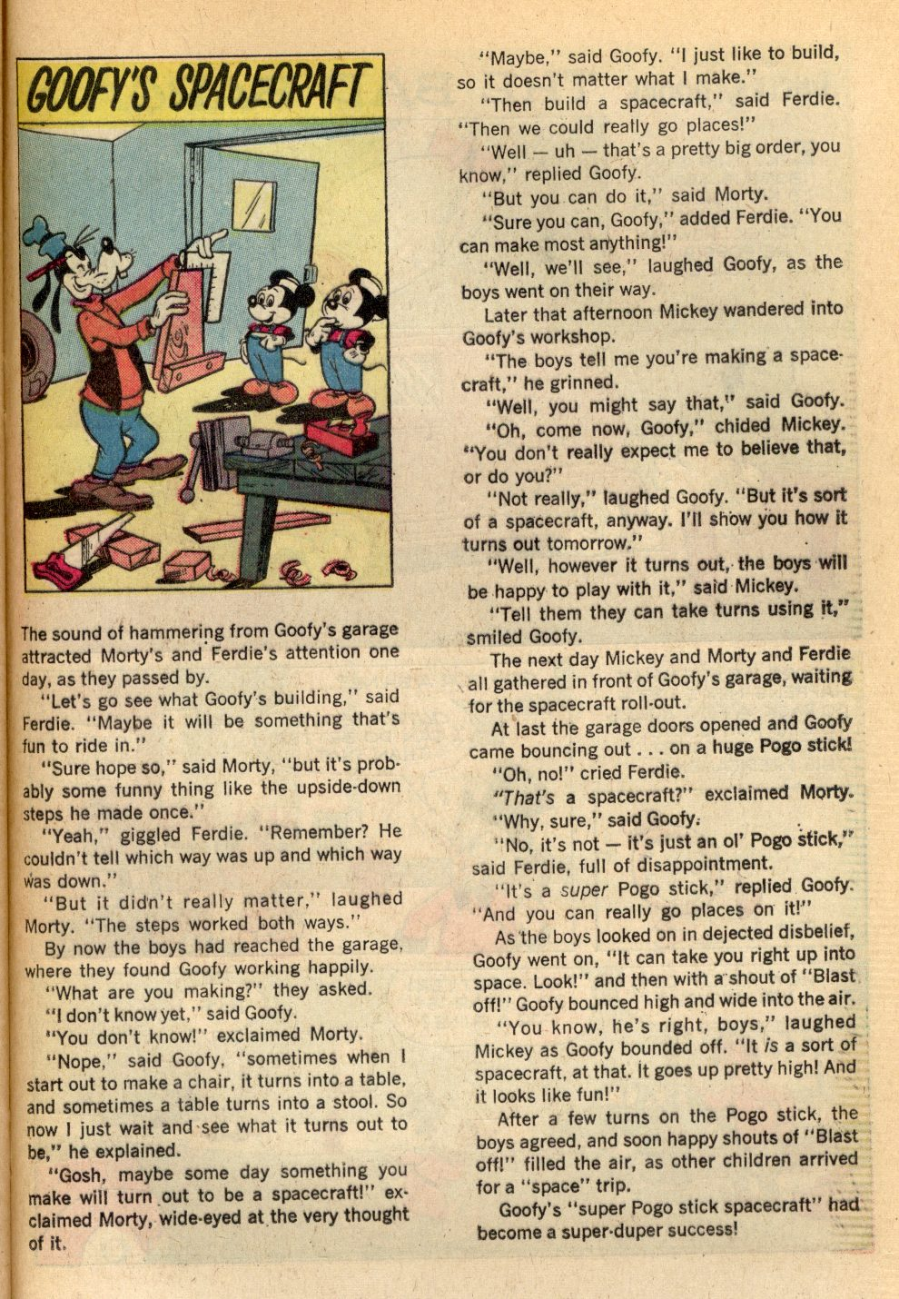 Uncle Scrooge (1953) Issue #82 #82 - English 25
