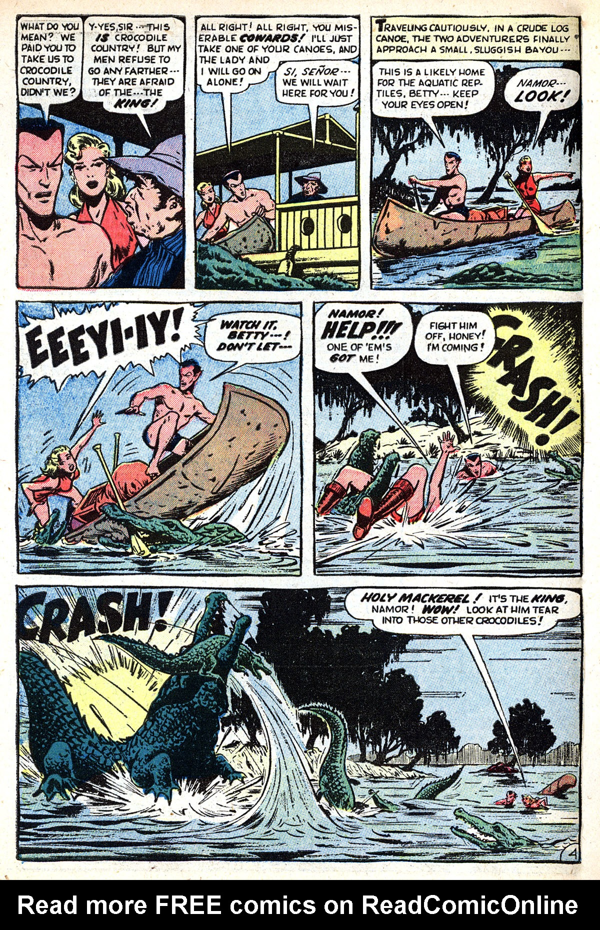 Sub-Mariner Comics #33 #33 - English 30