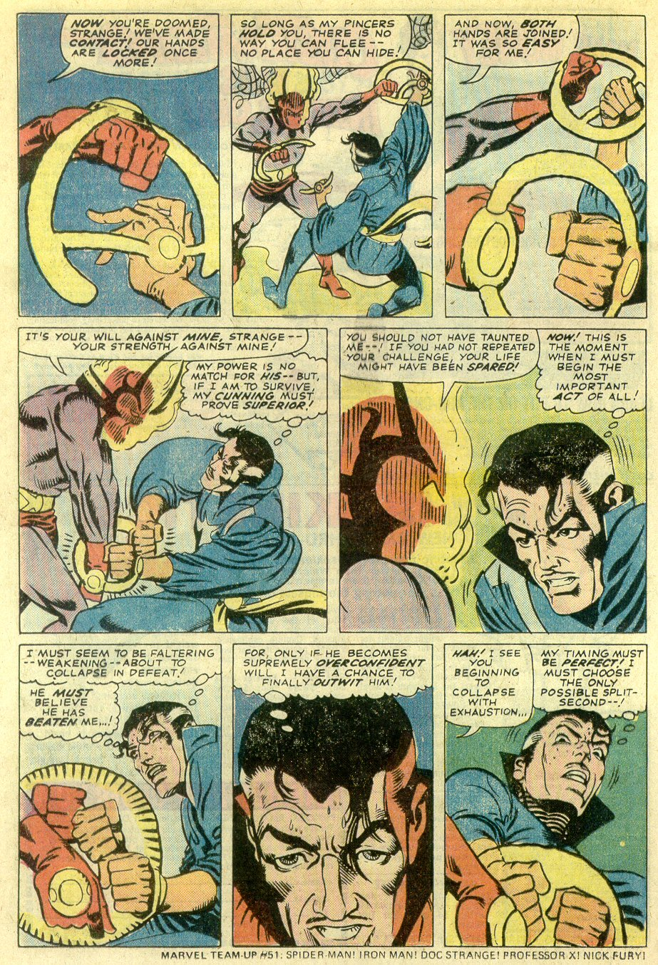 Strange Tales (1951) Issue #188 #190 - English 24