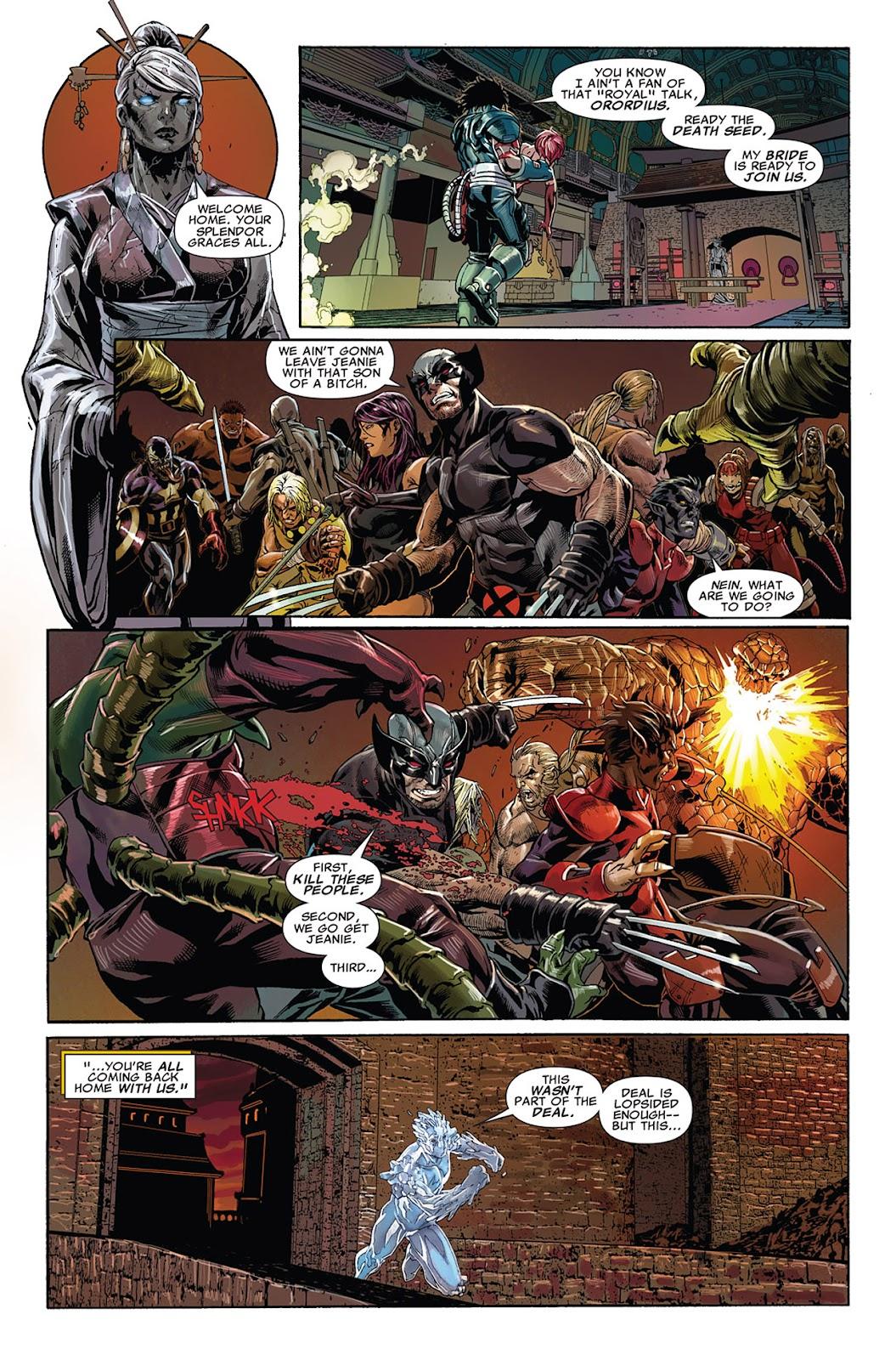 Uncanny X-Force (2010) Issue #13 #14 - English 15